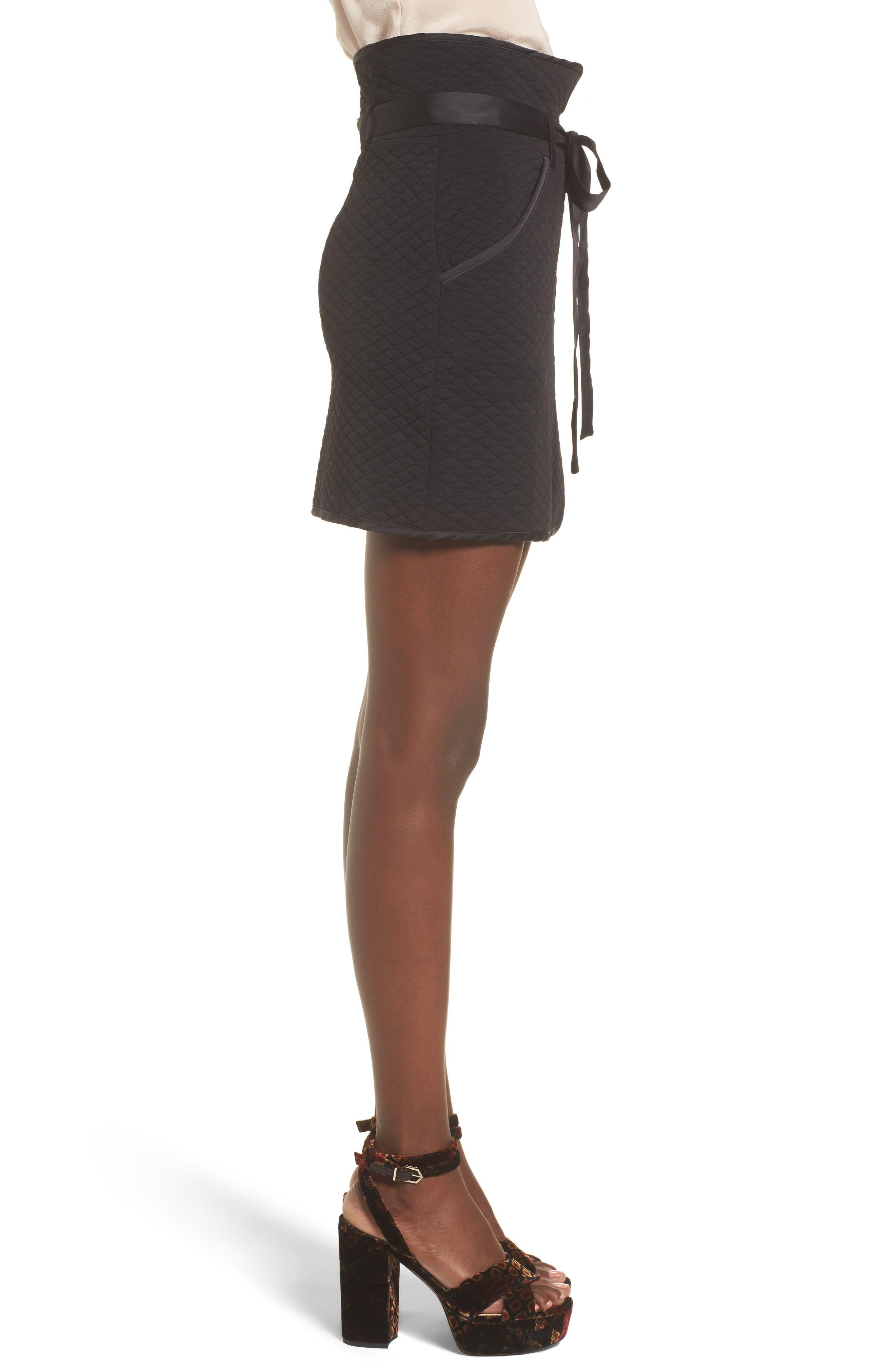 Andi Miniskirt,                             Alternate thumbnail 3, color,