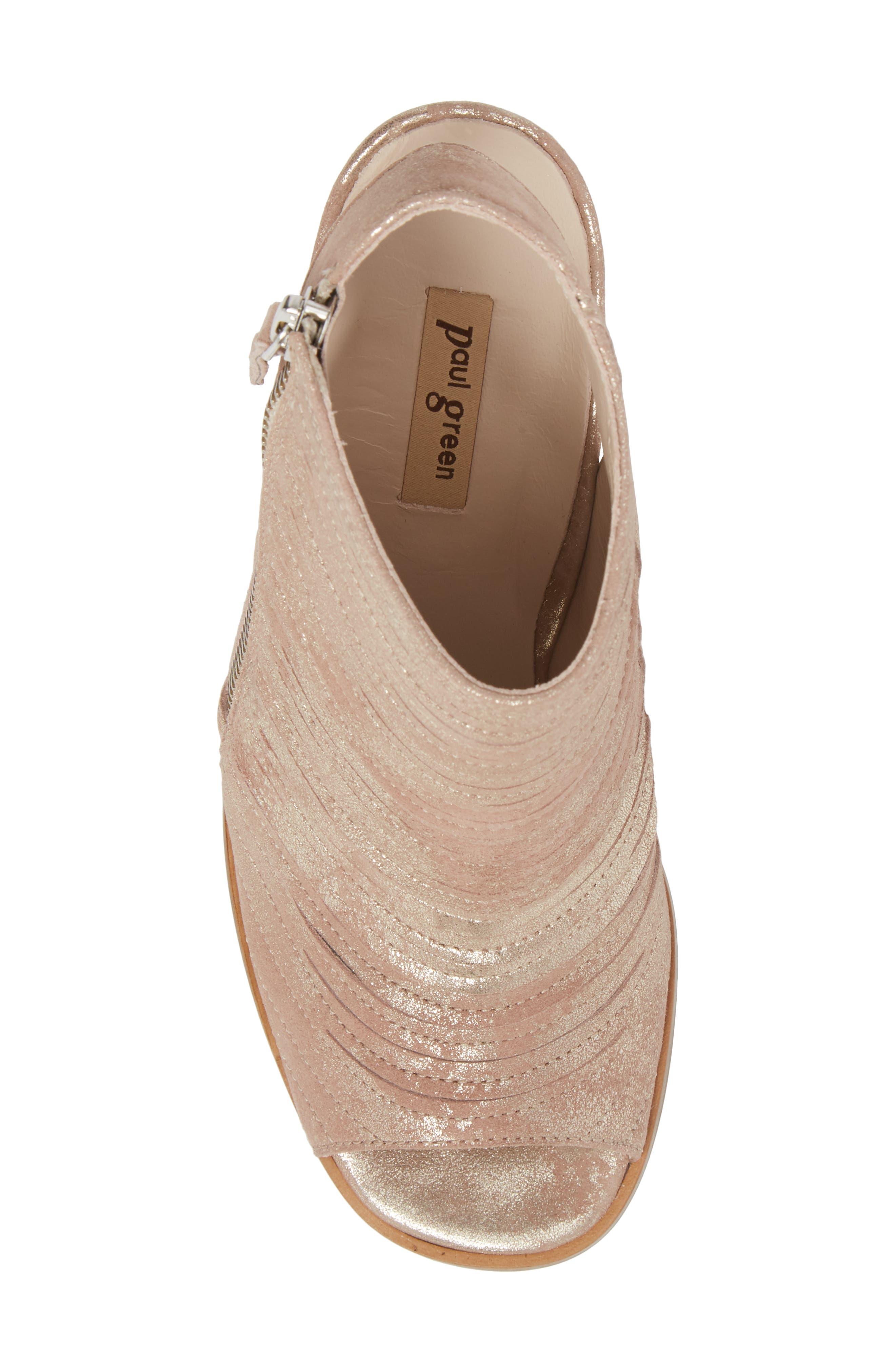'Cayanne' Leather Peep Toe Sandal,                             Alternate thumbnail 39, color,