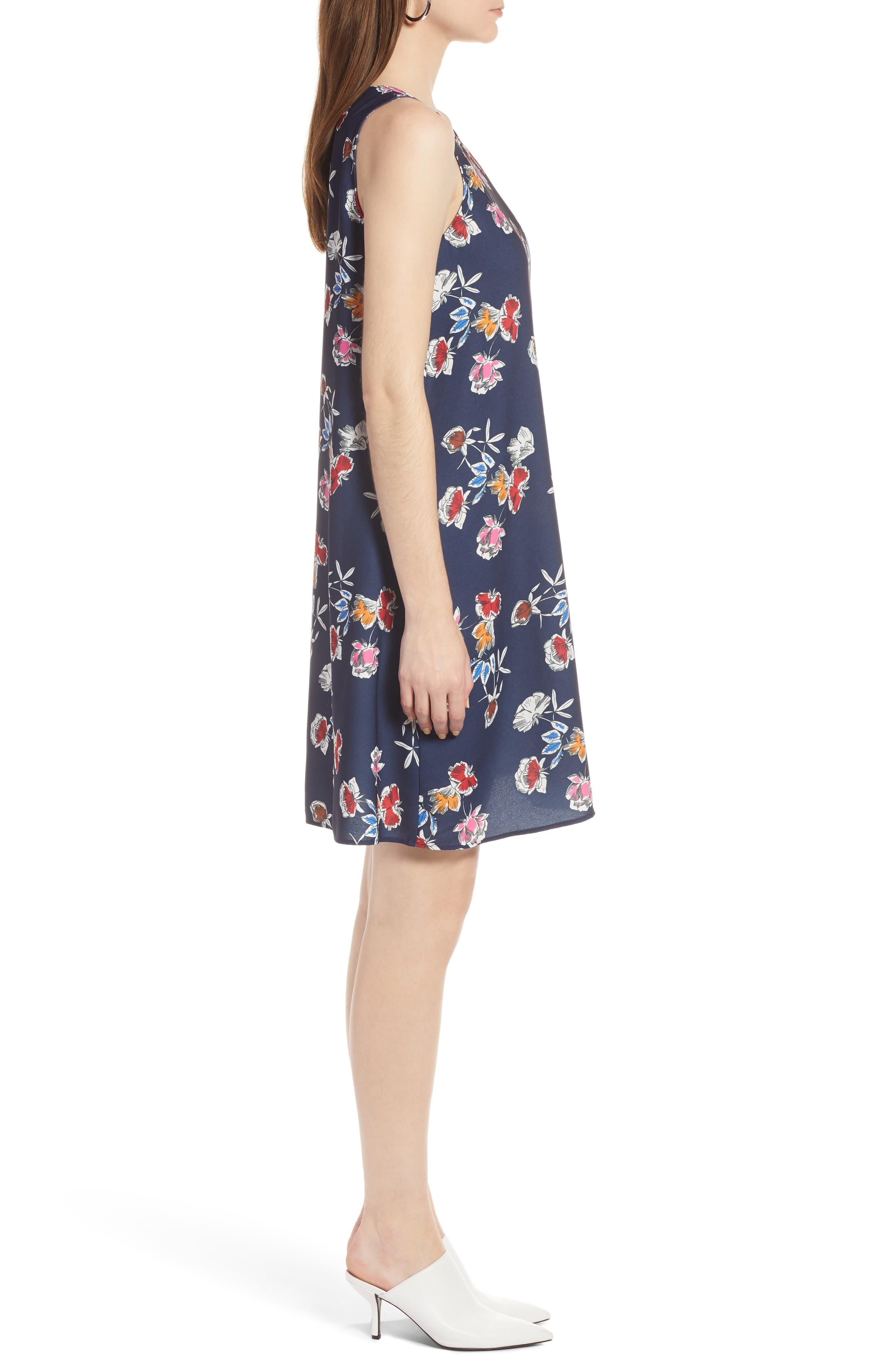 A-Line Dress,                             Alternate thumbnail 64, color,