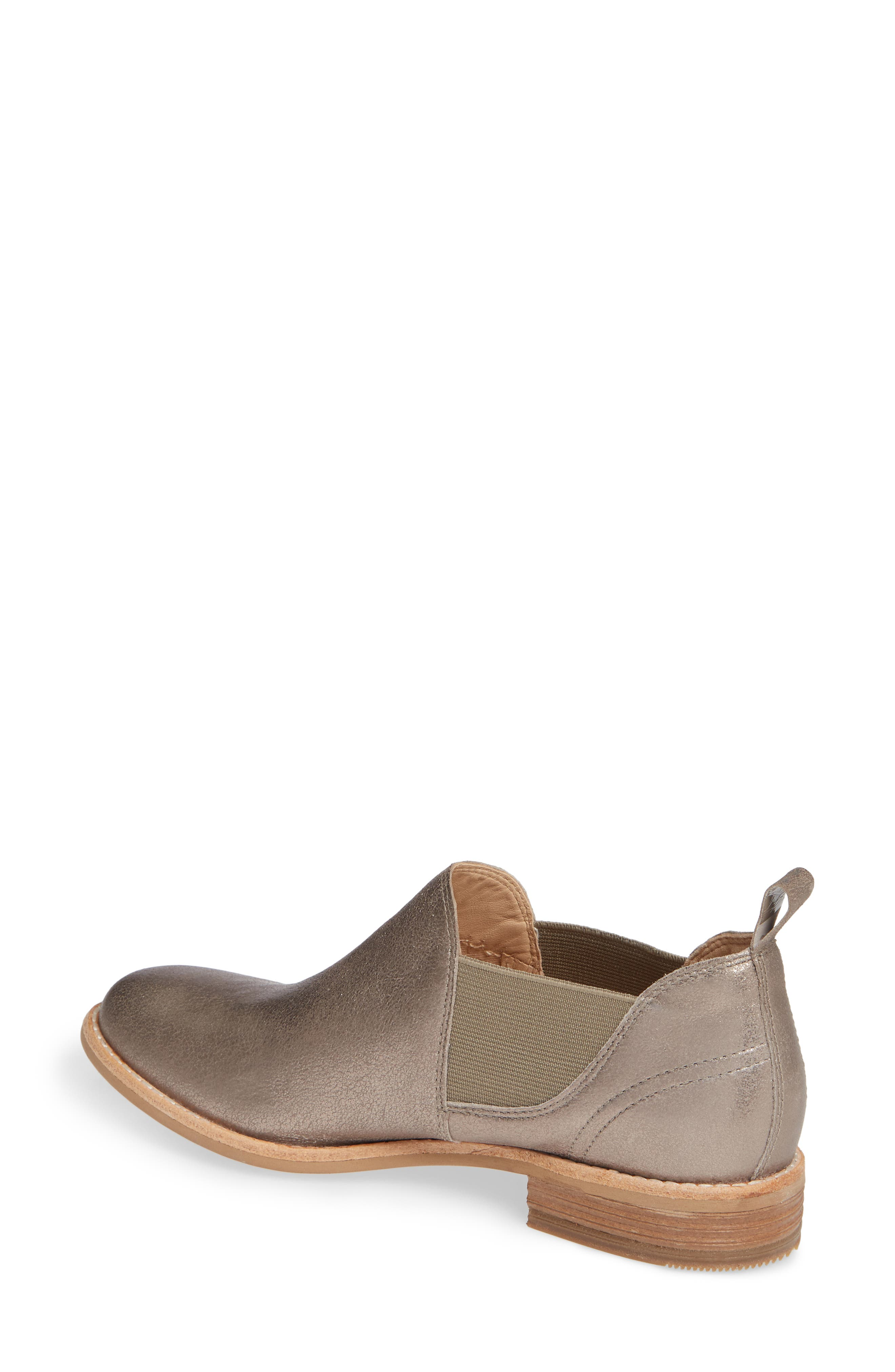 Edenvale Page Bootie,                             Alternate thumbnail 2, color,                             PEWTER SUEDE