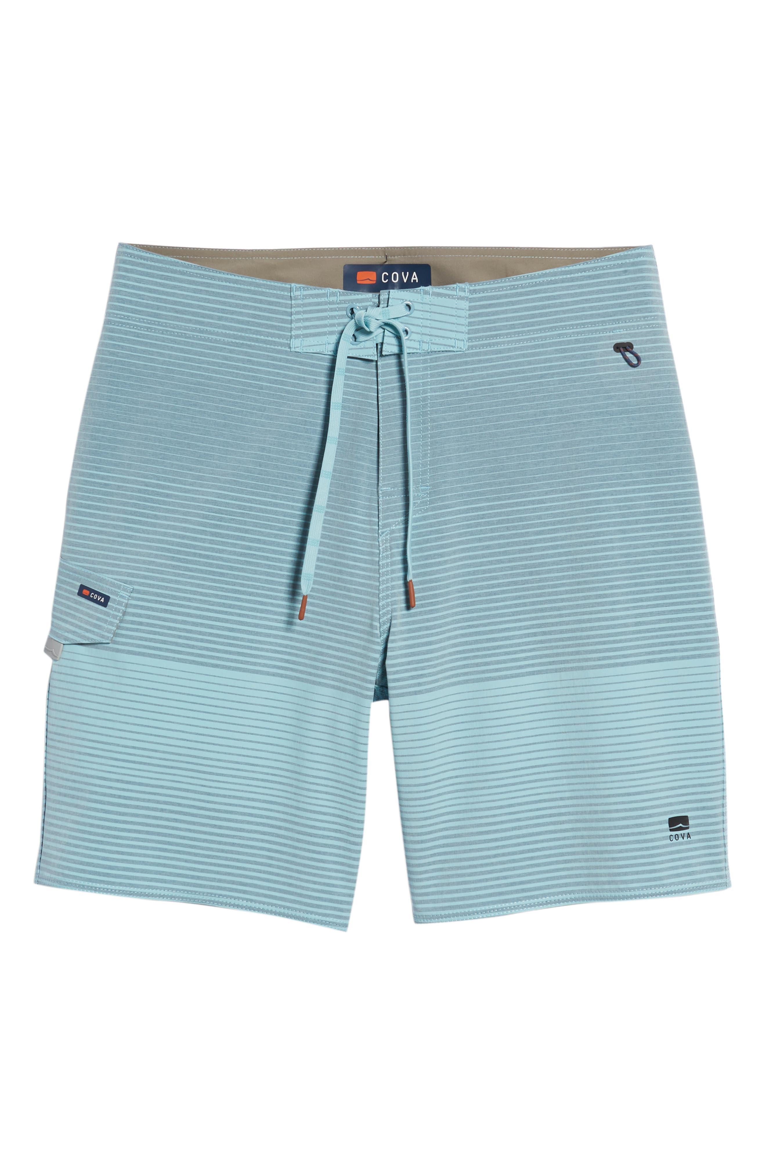 Beachcomber Board Shorts,                             Alternate thumbnail 6, color,                             CHARCOAL