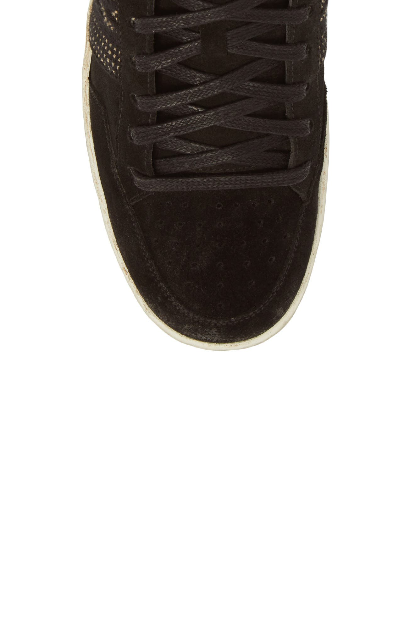 High Top Sneaker,                             Alternate thumbnail 5, color,