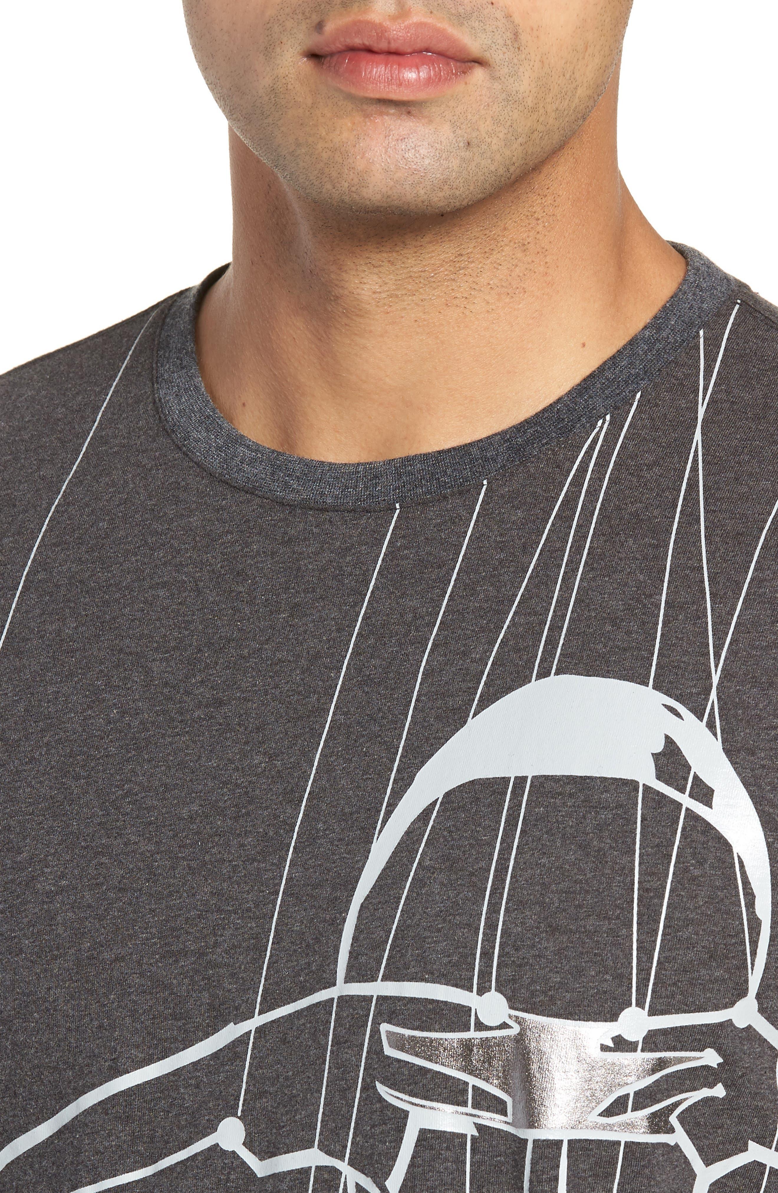 Shades T-Shirt,                             Alternate thumbnail 4, color,                             020