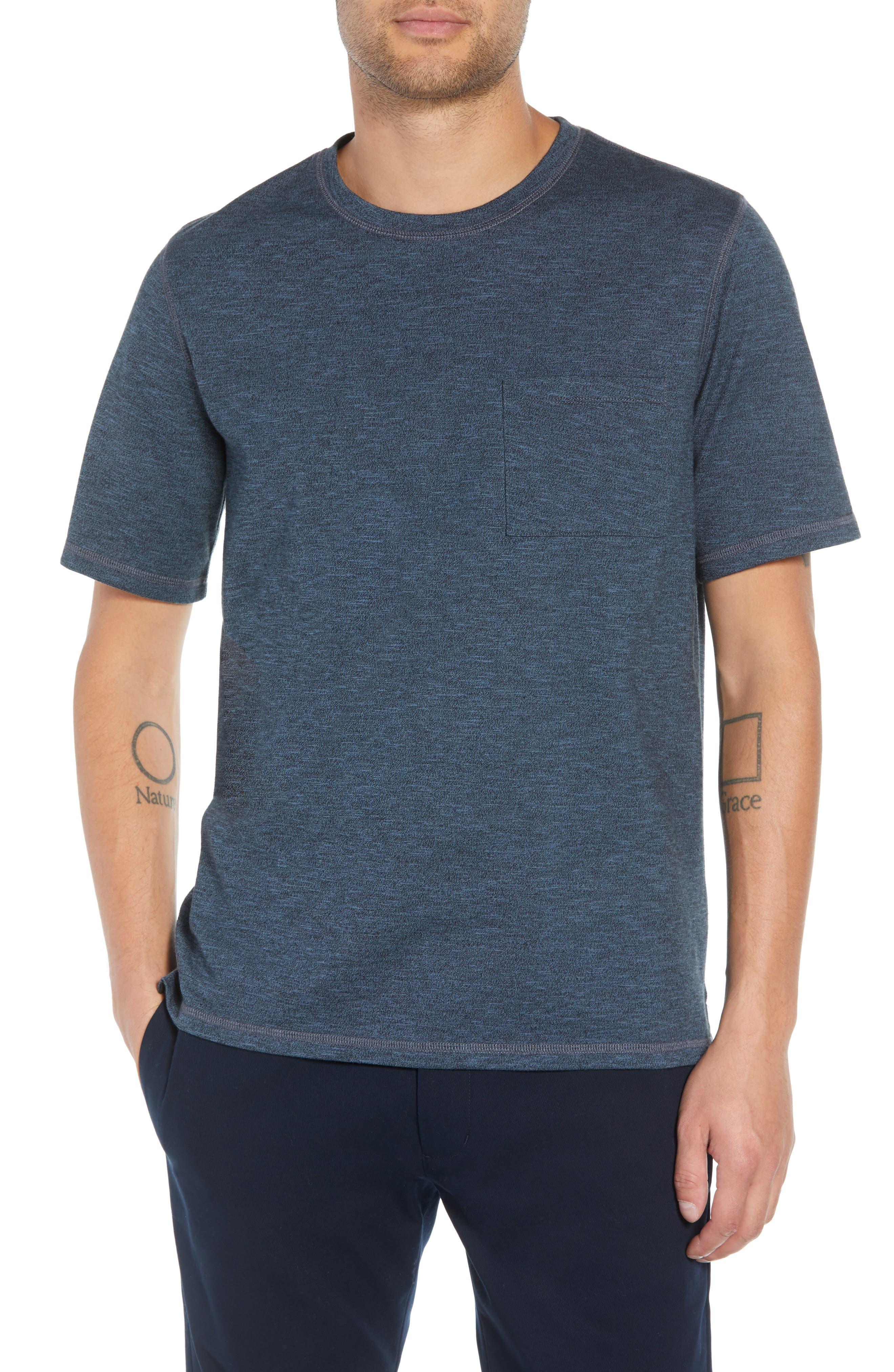 Classic Fit Pocket T-Shirt,                         Main,                         color, 400
