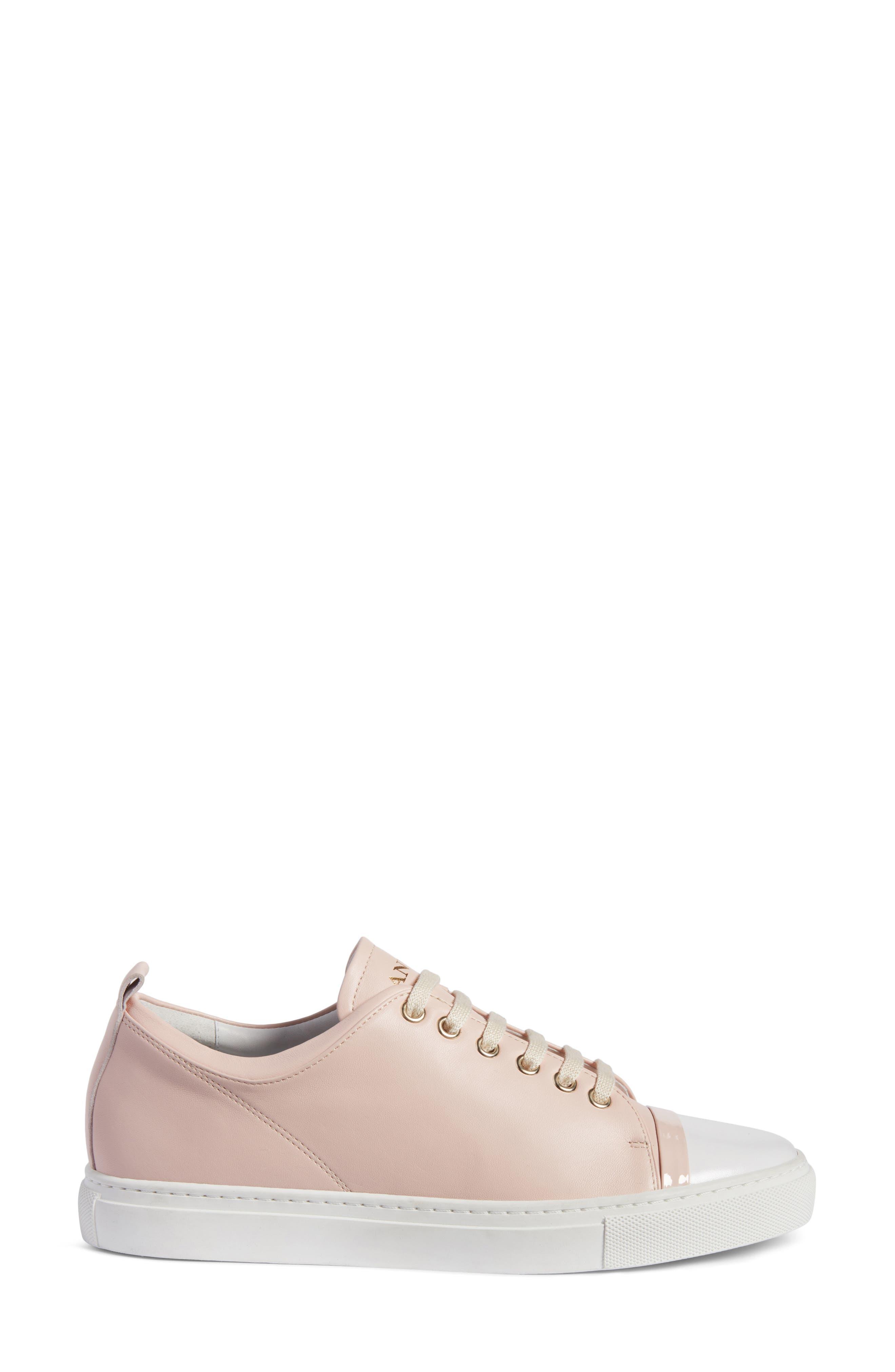 Low Top Sneaker,                             Alternate thumbnail 3, color,                             650