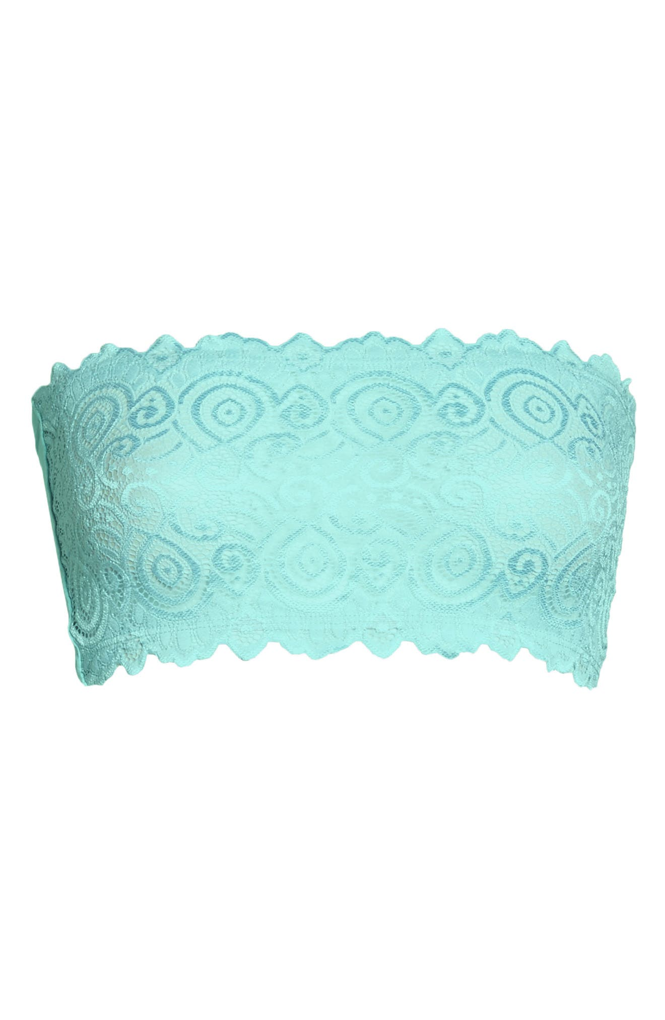 Intimately FP Lace Reversible Seamless Bandeau,                             Alternate thumbnail 64, color,