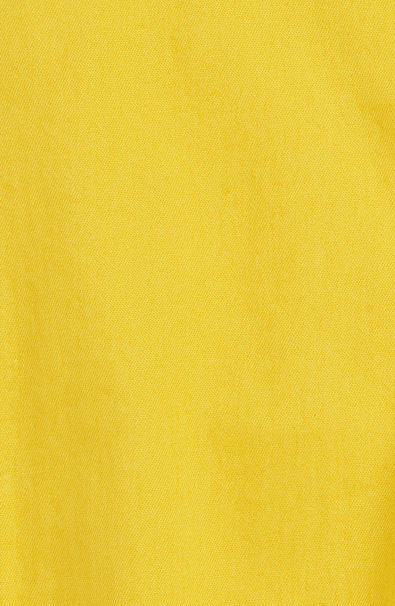 Colorful Chino Pants,                             Alternate thumbnail 2, color,                             YEL HONEYCOMB YELLOW