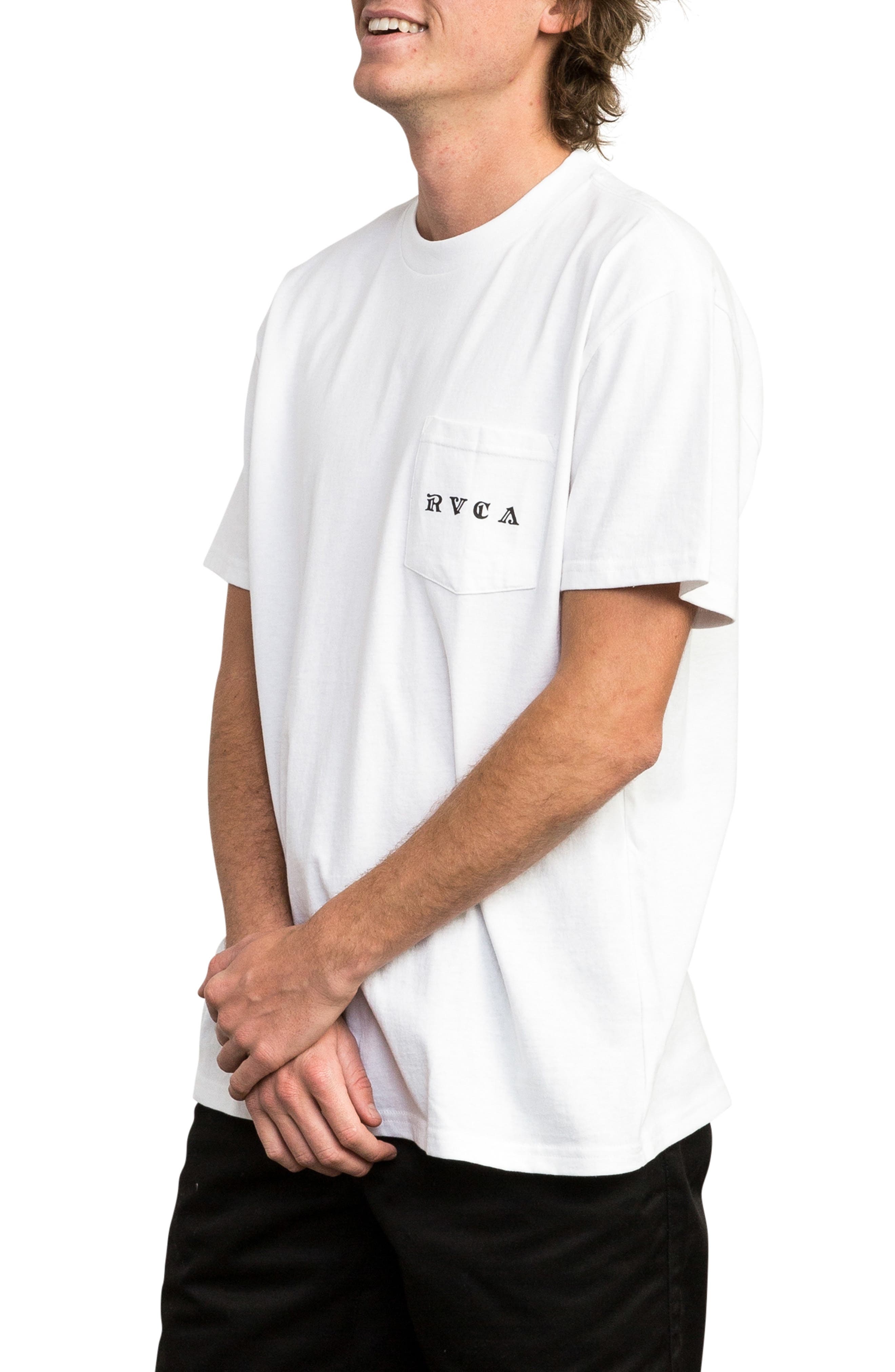 Join Graphic T-Shirt,                             Alternate thumbnail 3, color,                             WHITE