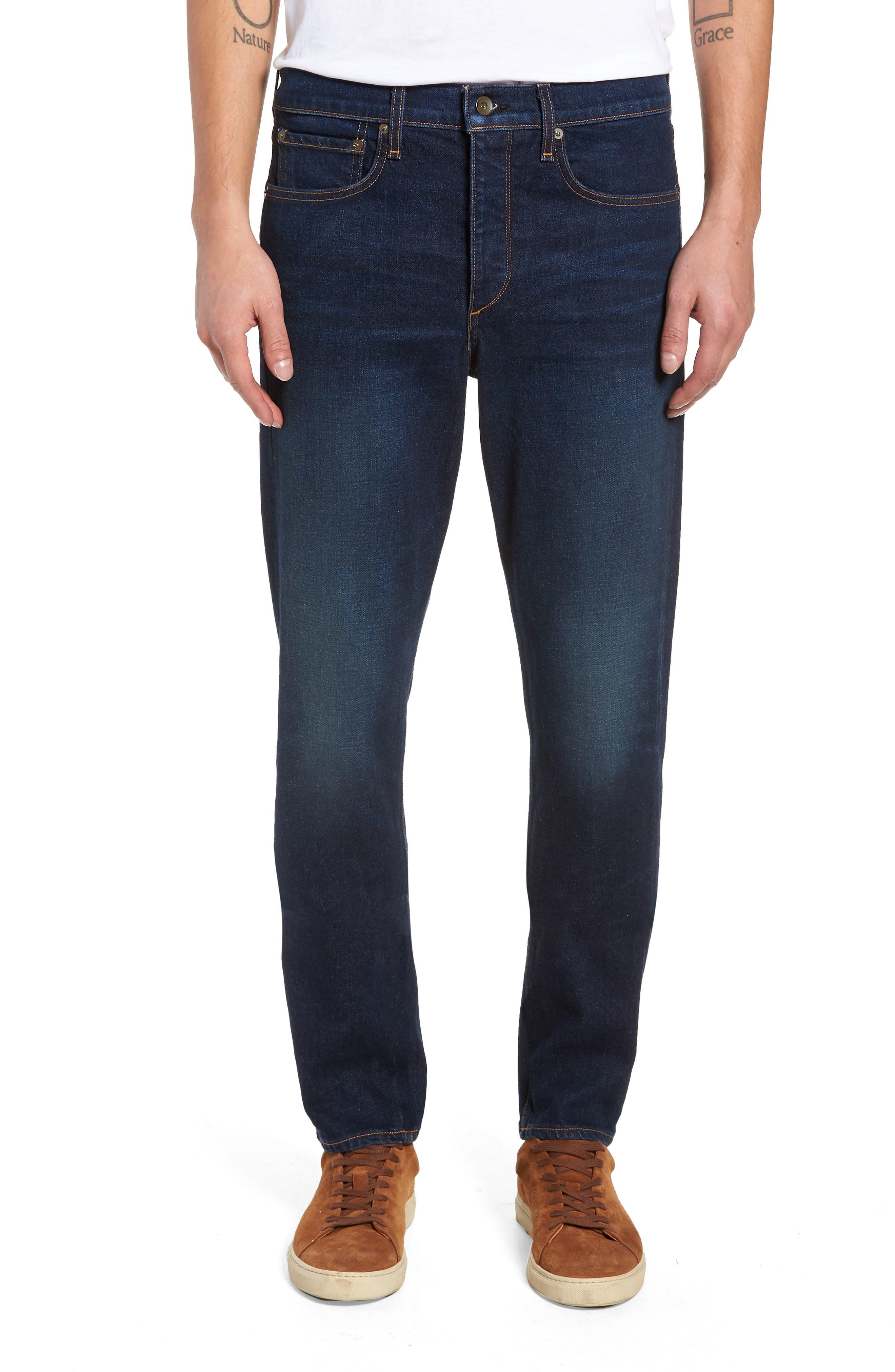 Fit 3 Straight Leg Jeans,                             Main thumbnail 1, color,                             ACE