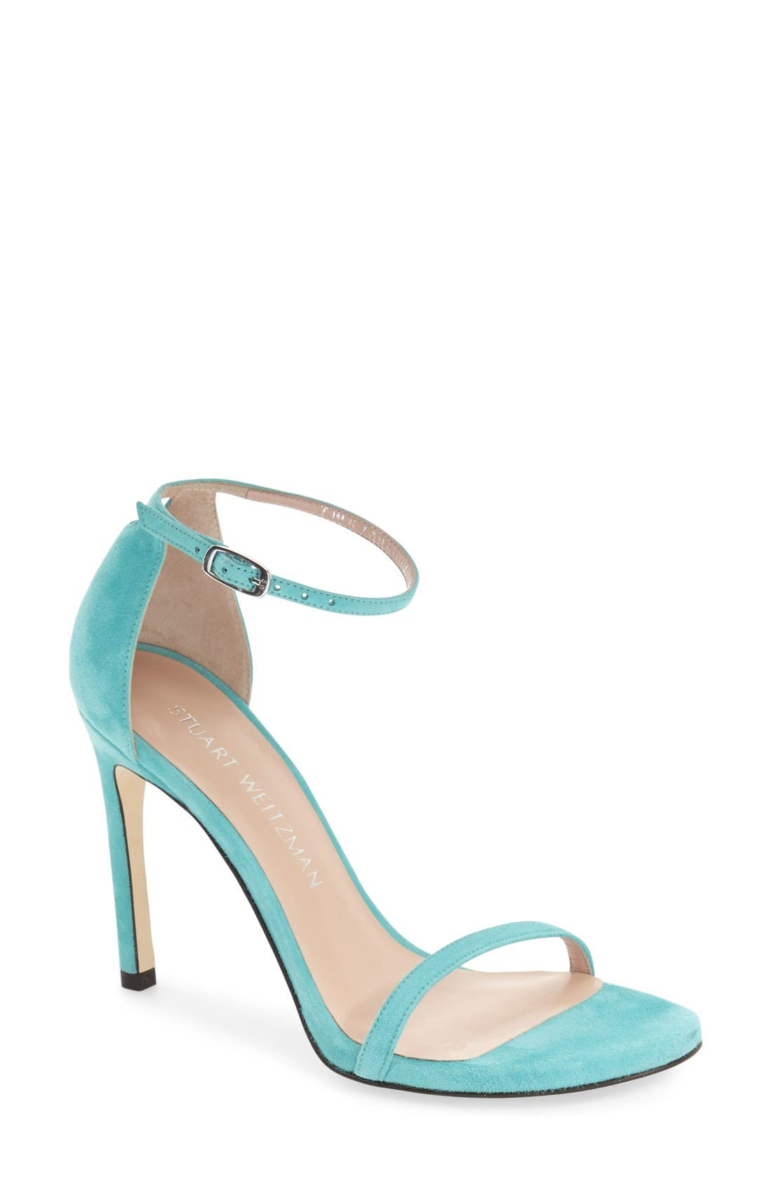 Nudistsong Ankle Strap Sandal,                             Main thumbnail 30, color,