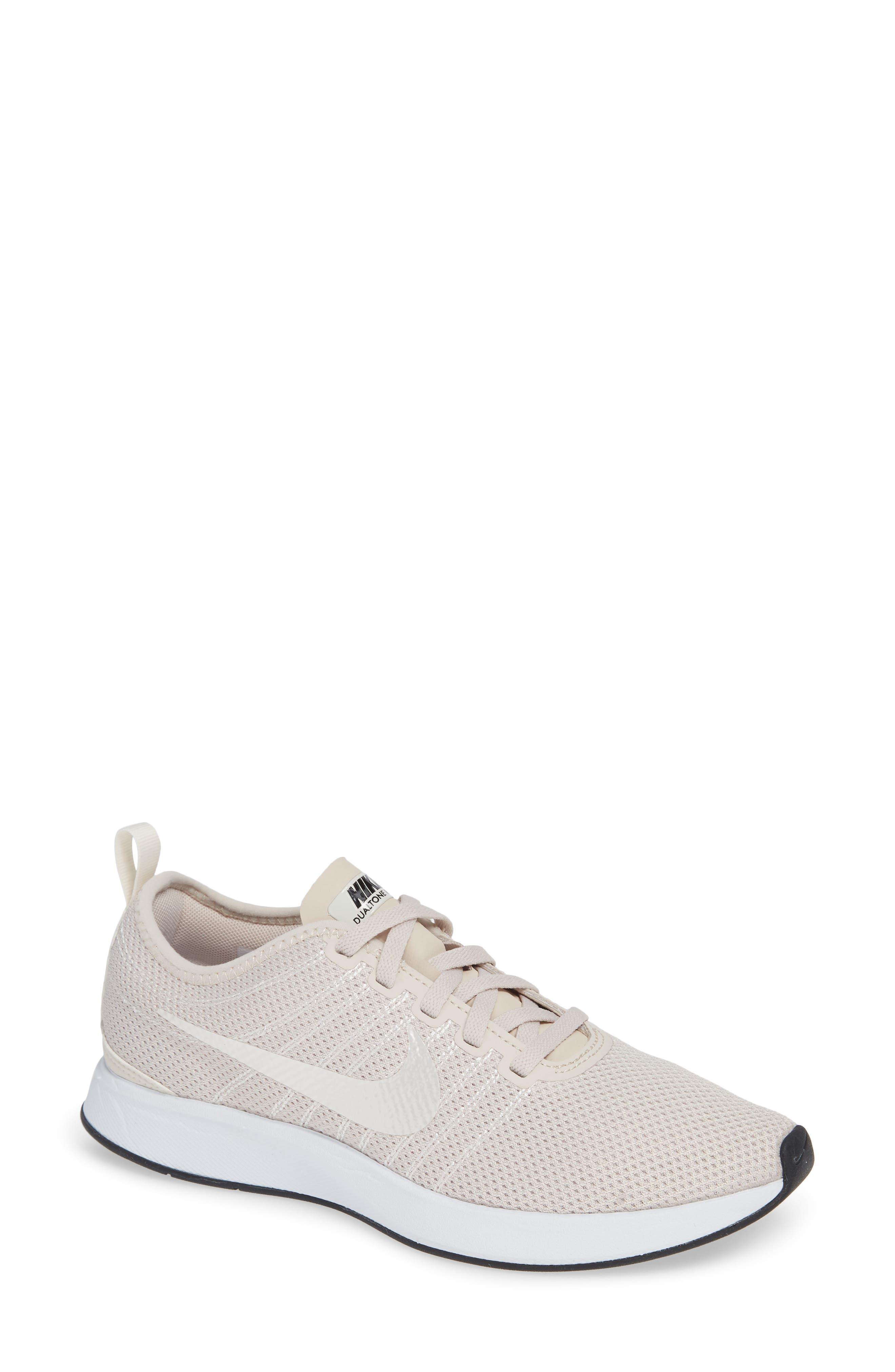 Dualtone Racer Running Shoe,                         Main,                         color, SAND/ PHANTOM/ WHITE/ BLACK