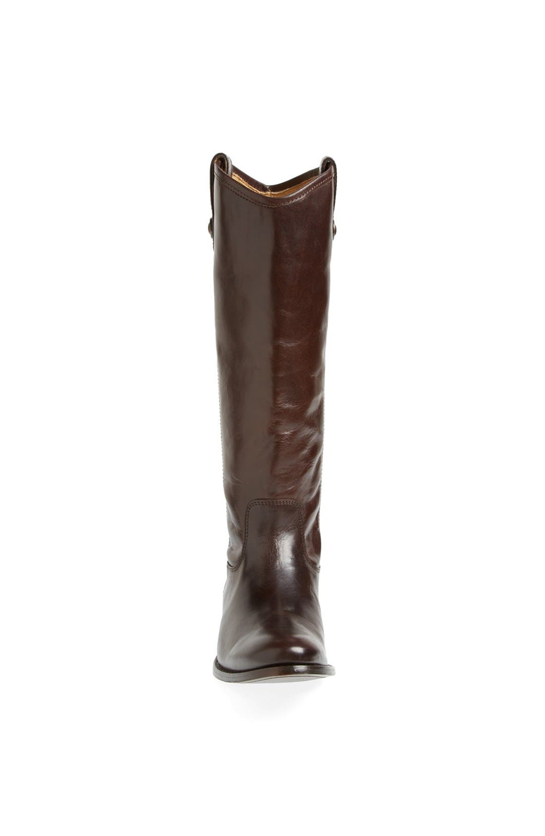 'Melissa Button' Leather Riding Boot,                             Alternate thumbnail 160, color,