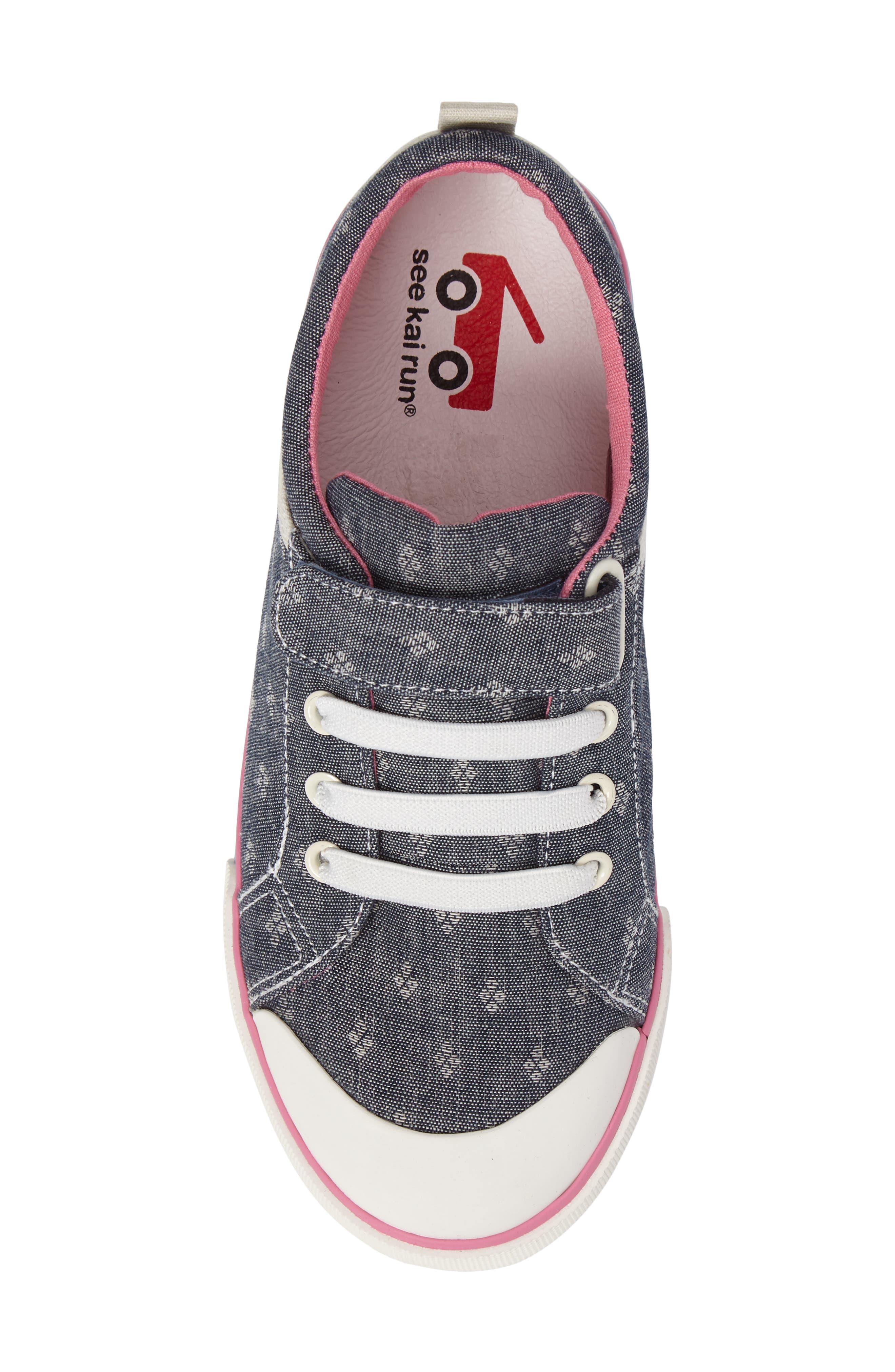 'Kristin' Sneaker,                             Alternate thumbnail 5, color,                             400