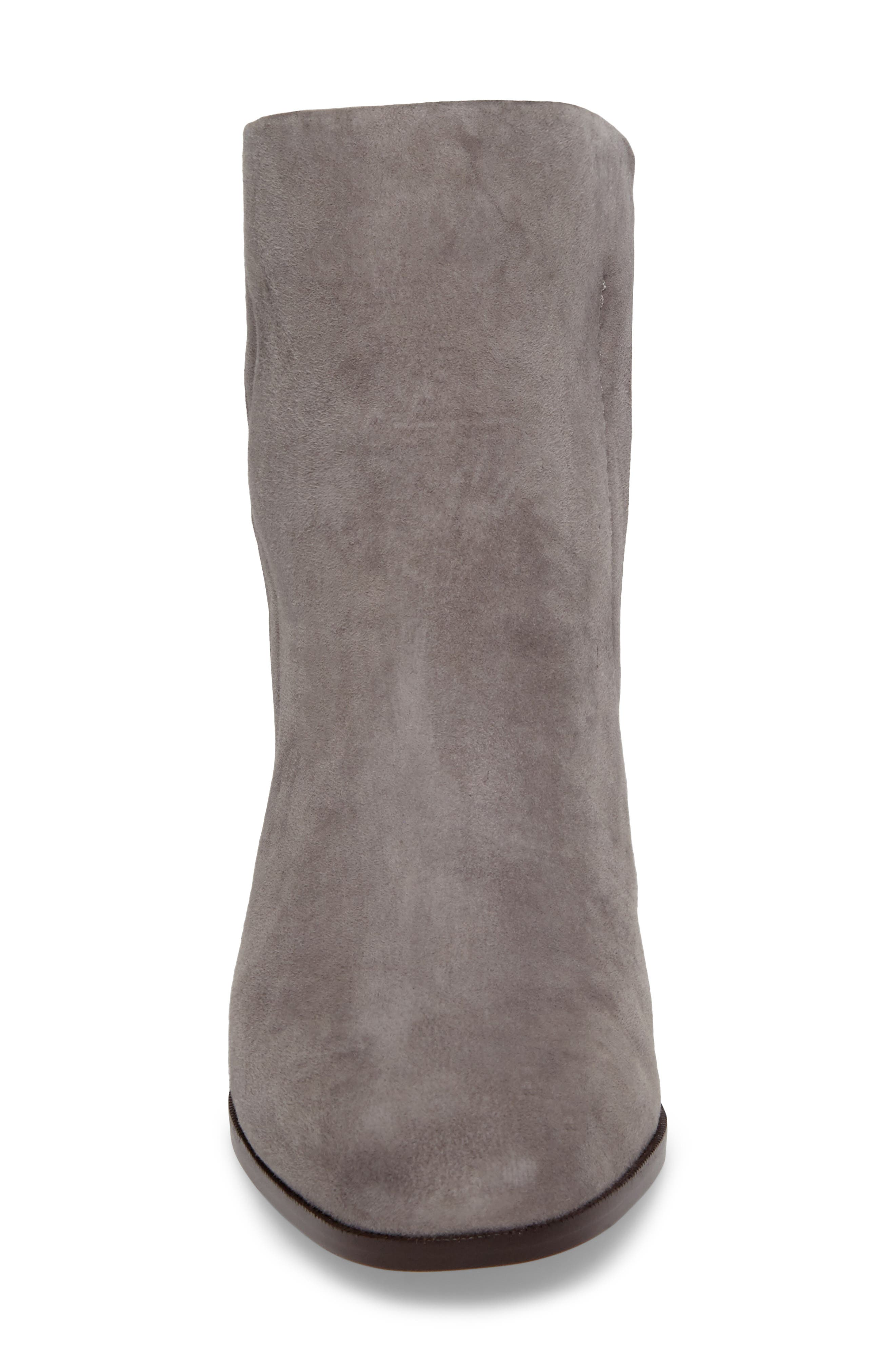 Taila Angle Zip Bootie,                             Alternate thumbnail 8, color,