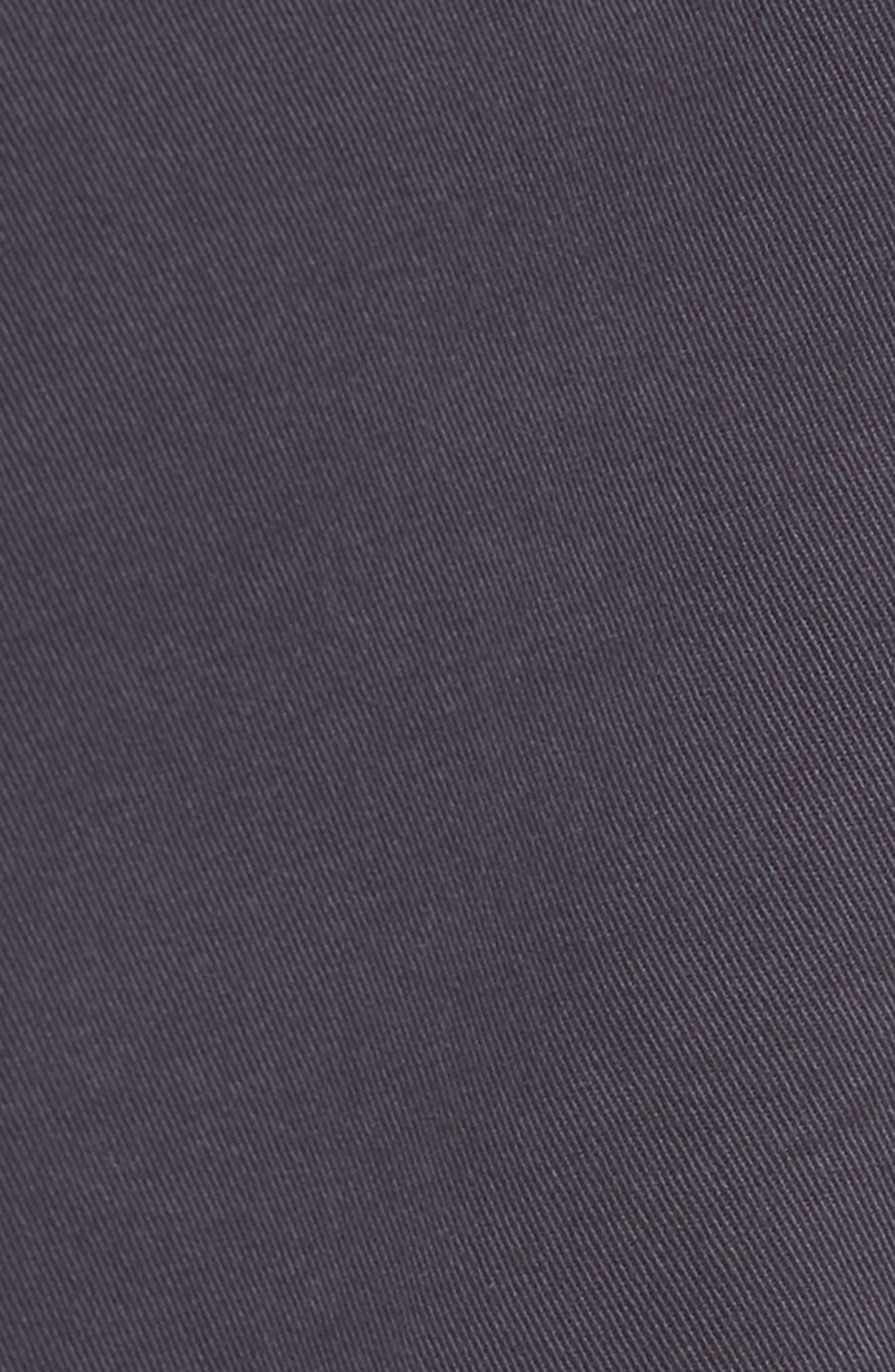 Straight Fit Vintage Twill Pants,                             Alternate thumbnail 5, color,                             410