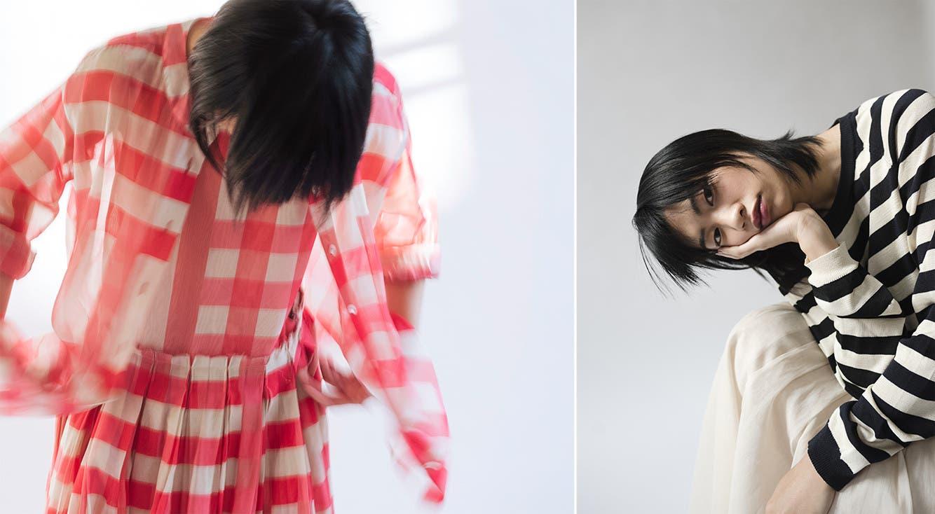 Sara Lanzi clothing.