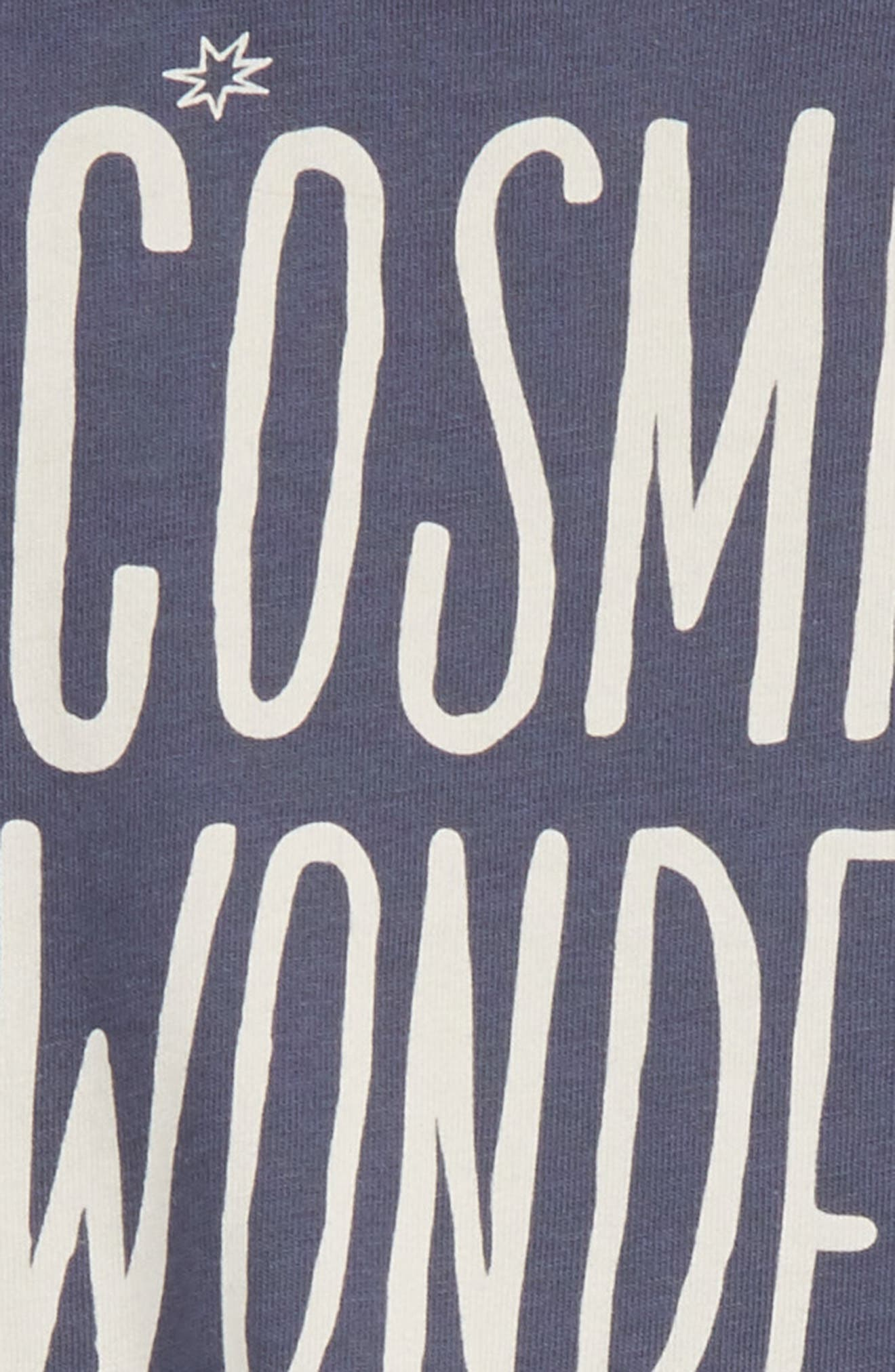 Peek Cosmic Wonder Graphic T-Shirt,                             Alternate thumbnail 2, color,                             410