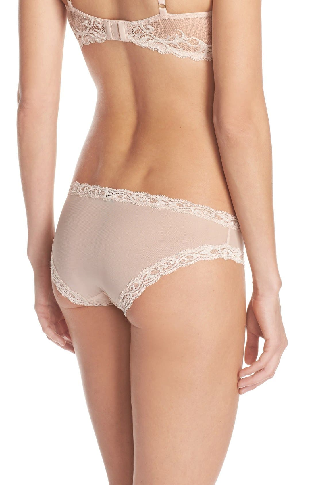 Feathers Hipster Briefs,                             Alternate thumbnail 203, color,