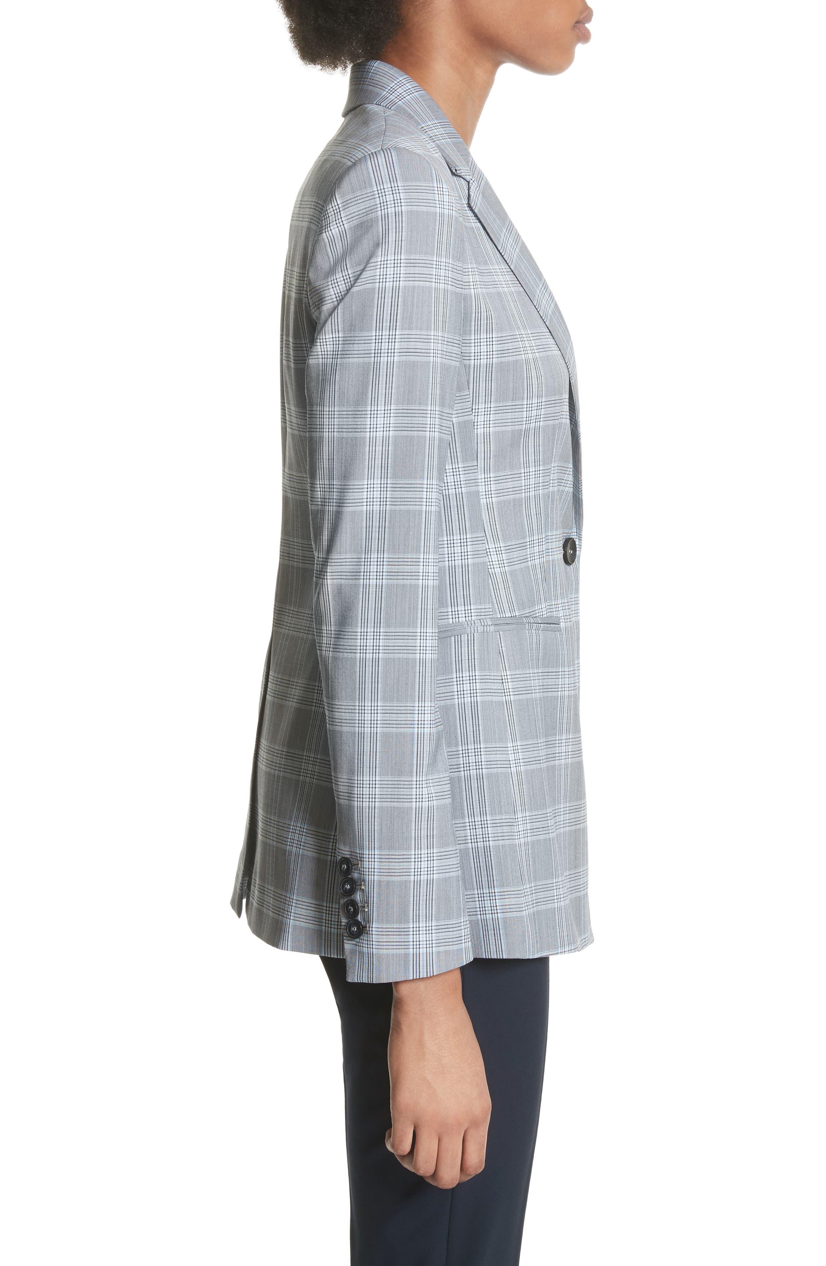 Mapel Wool Power Jacket,                             Alternate thumbnail 3, color,                             115