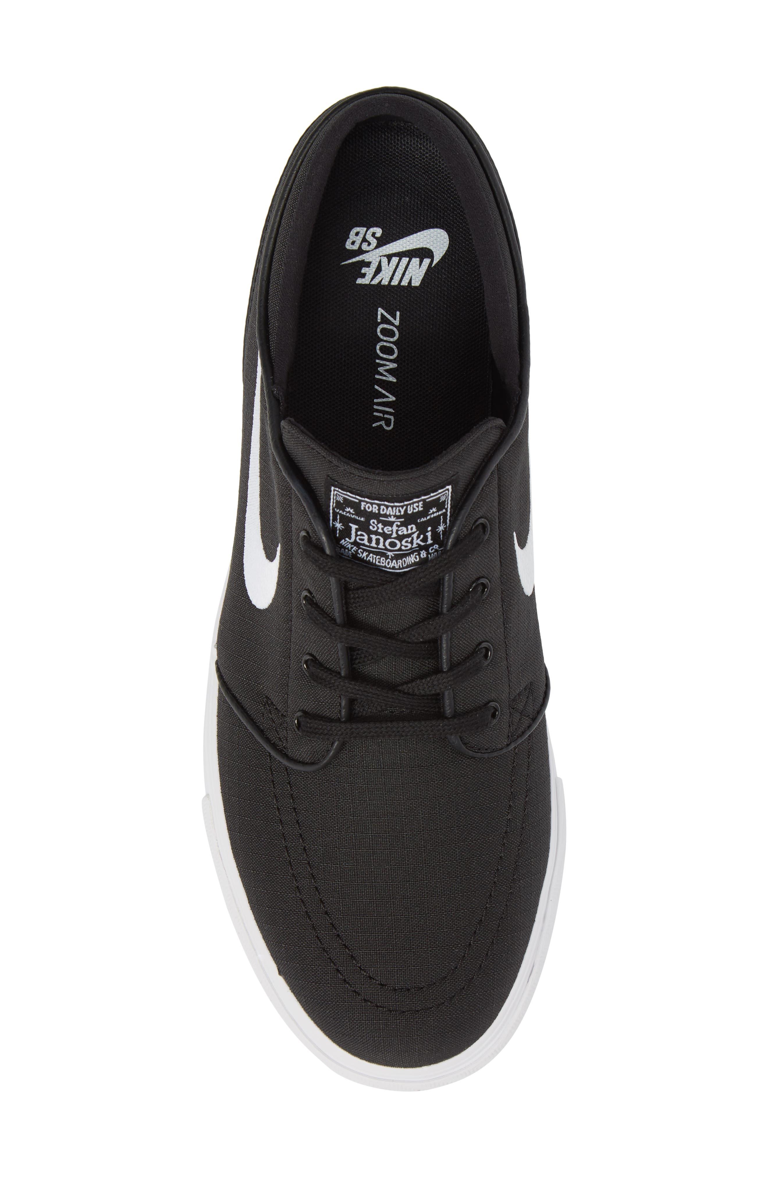 Zoom - Stefan Janoski SB Canvas Skate Shoe,                             Alternate thumbnail 178, color,