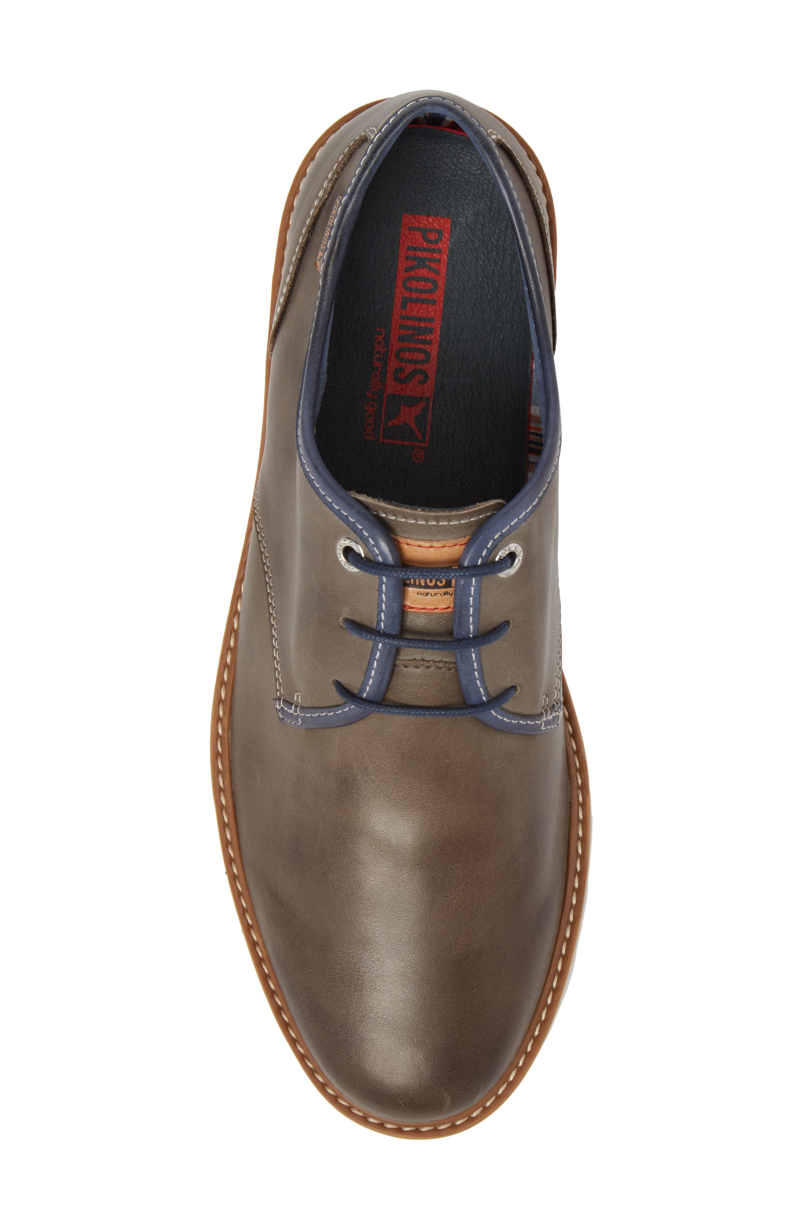 Berna Plain Toe Oxford,                             Alternate thumbnail 5, color,                             020