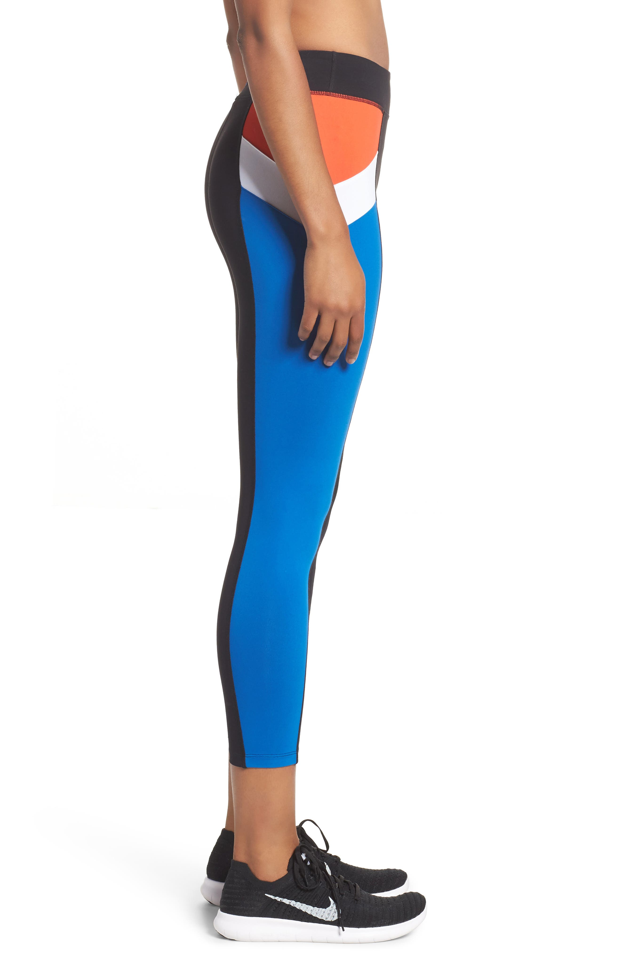 Time Out Ankle Leggings,                             Alternate thumbnail 3, color,                             424