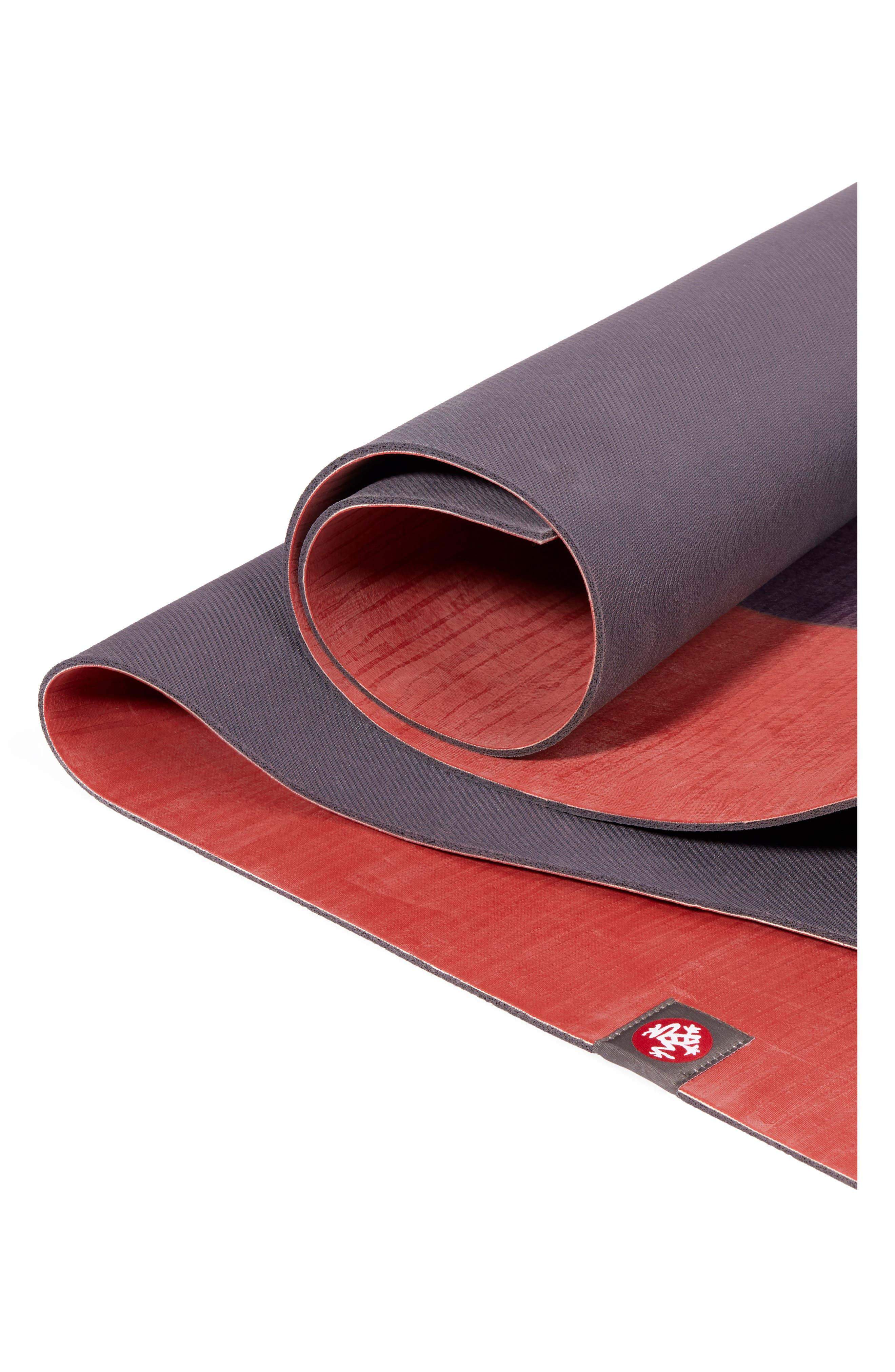 eKO<sup>®</sup> Lite 4mm Yoga Mat,                             Alternate thumbnail 4, color,                             KHANGAI