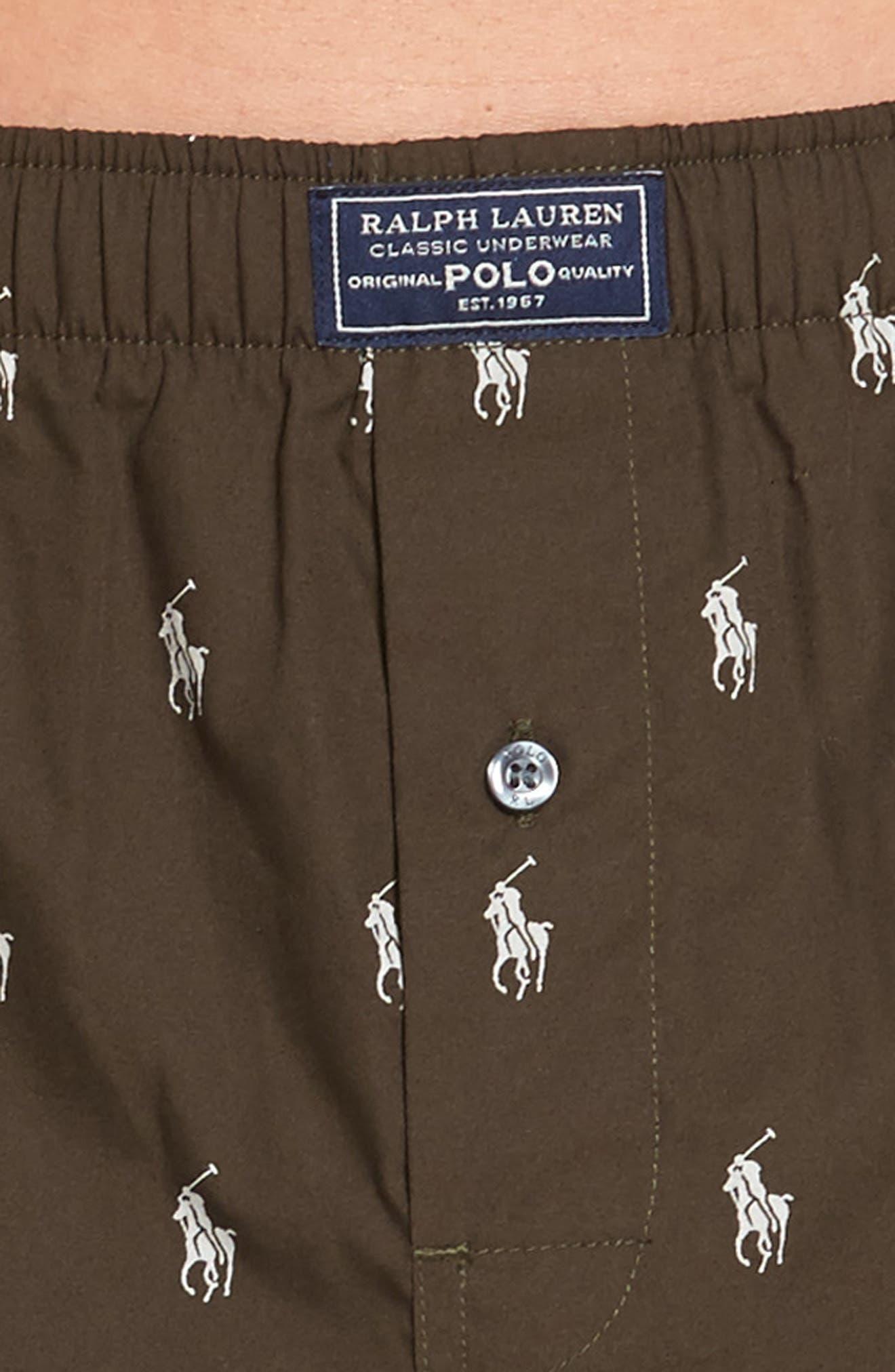 Pony Cotton Boxers,                             Alternate thumbnail 24, color,