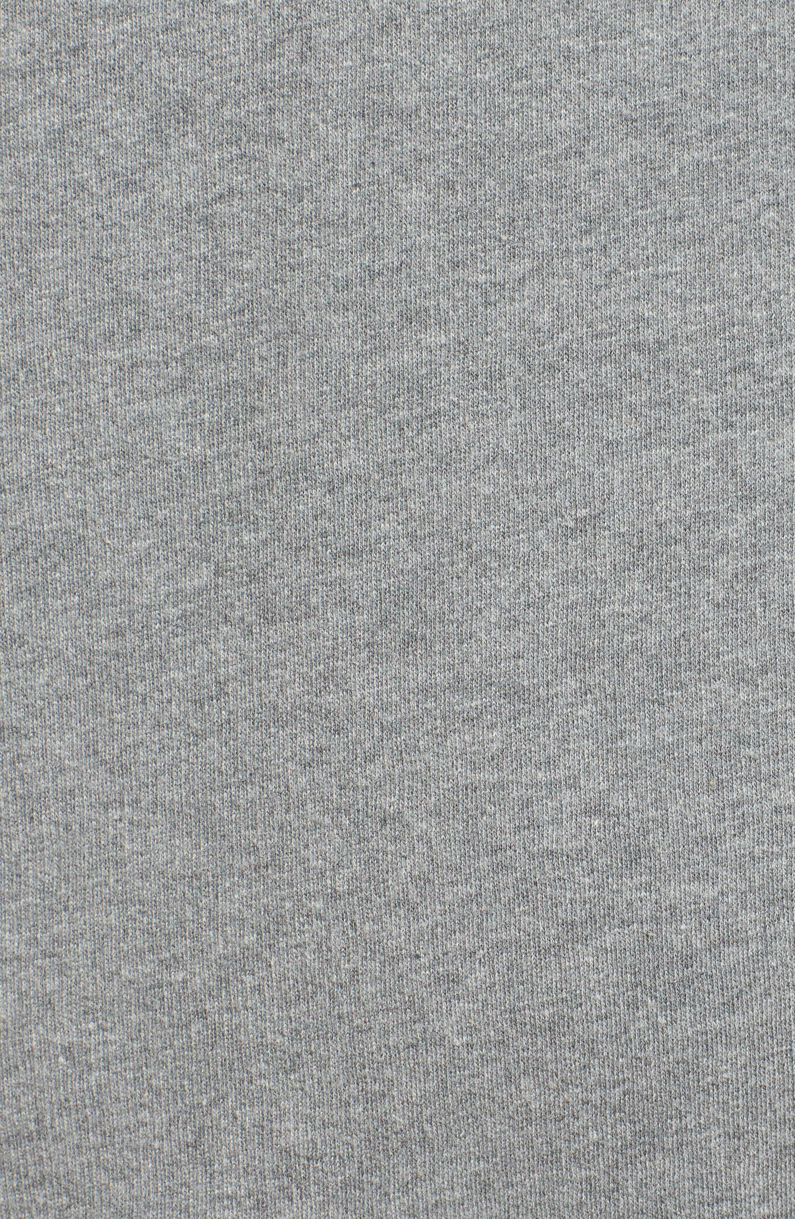 BRUNETTE THE LABEL,                             Boss Babe Lounge Sweatshirt,                             Alternate thumbnail 5, color,                             020