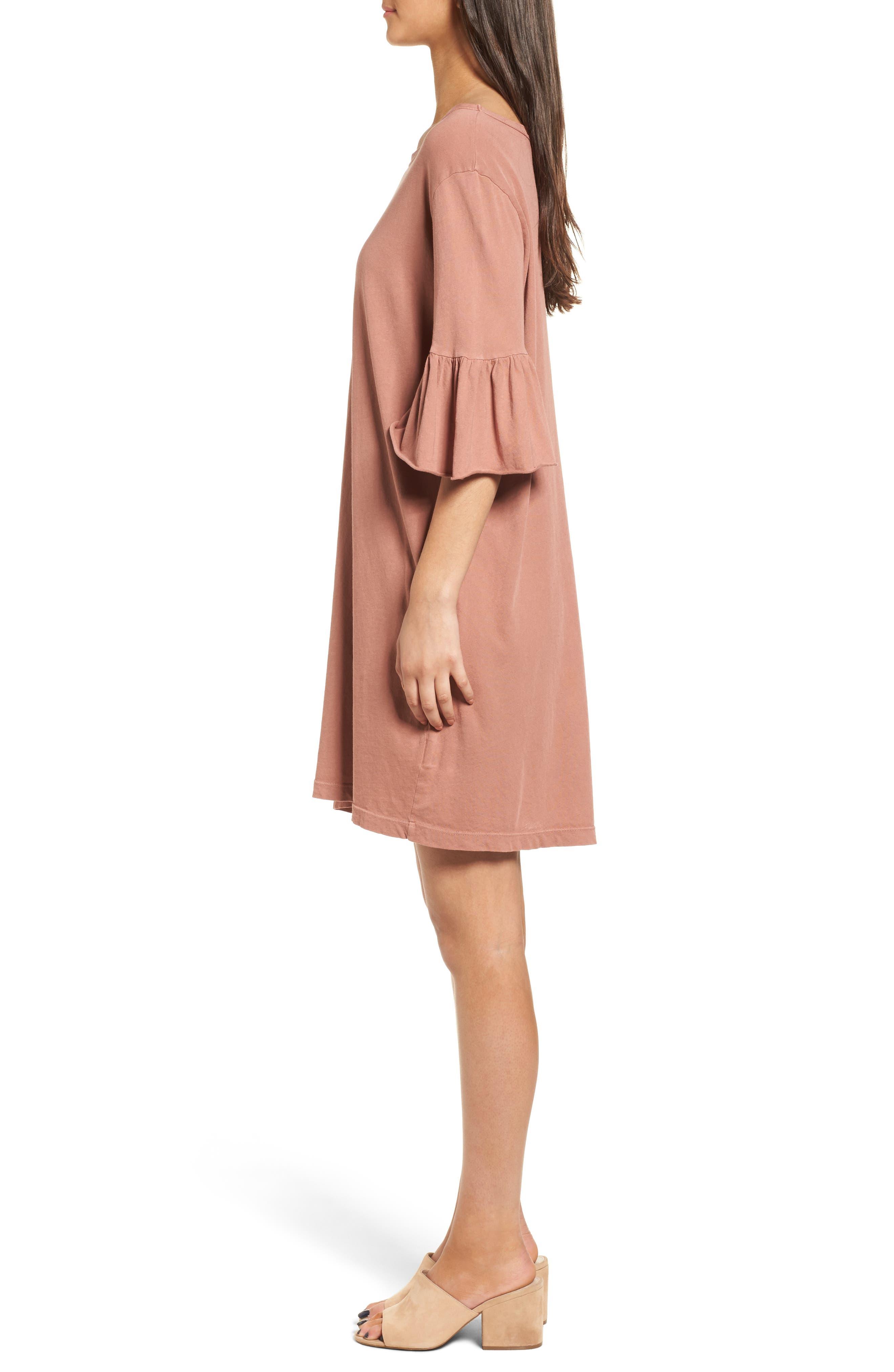 Abigail Knit Dress,                             Alternate thumbnail 3, color,                             654