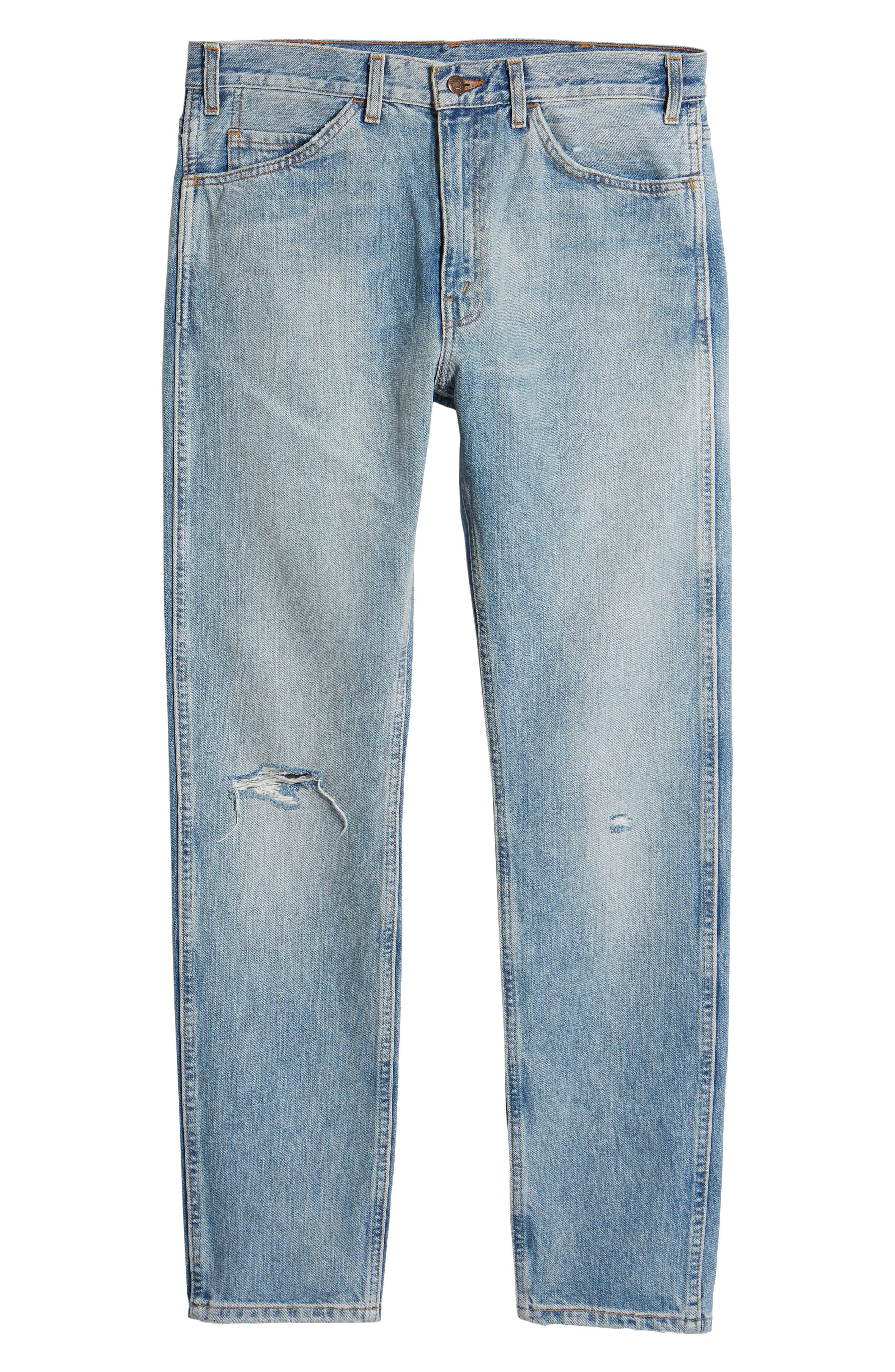 1969 606<sup>™</sup> Jeans,                             Alternate thumbnail 6, color,                             451