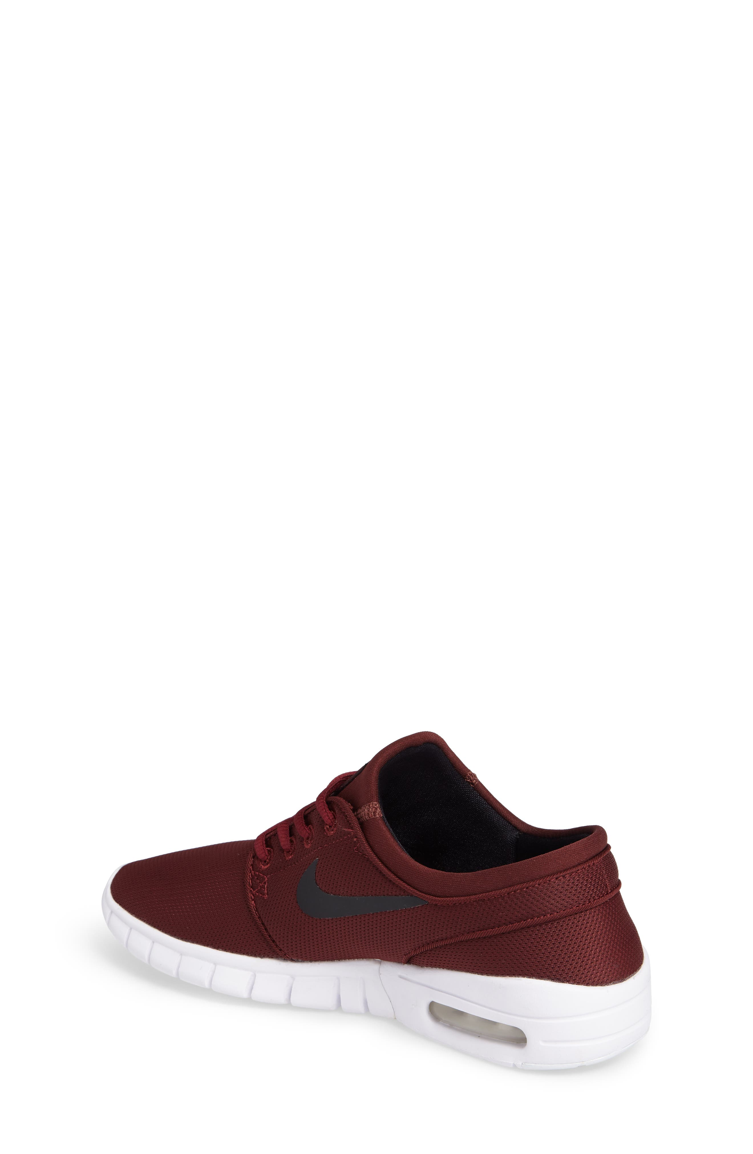 Stefan Janoski Max SB Skate Sneaker,                             Alternate thumbnail 18, color,