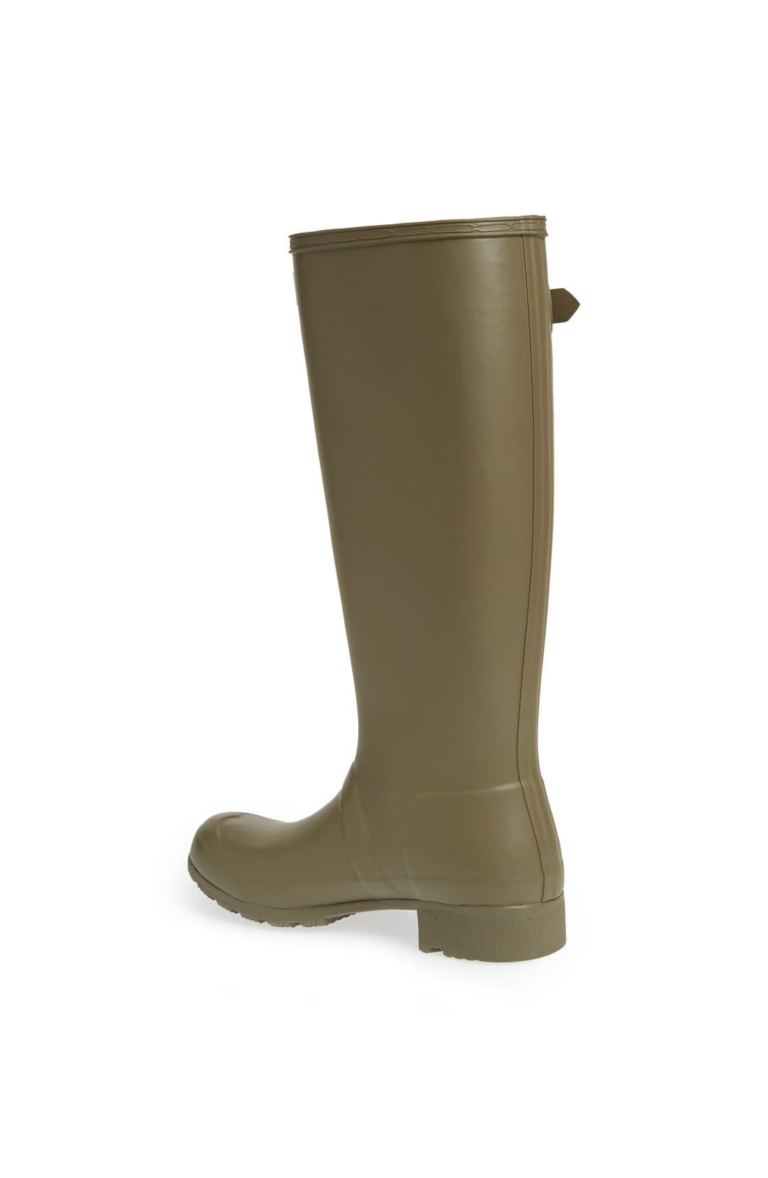 'Tour' Packable Rain Boot,                             Alternate thumbnail 36, color,