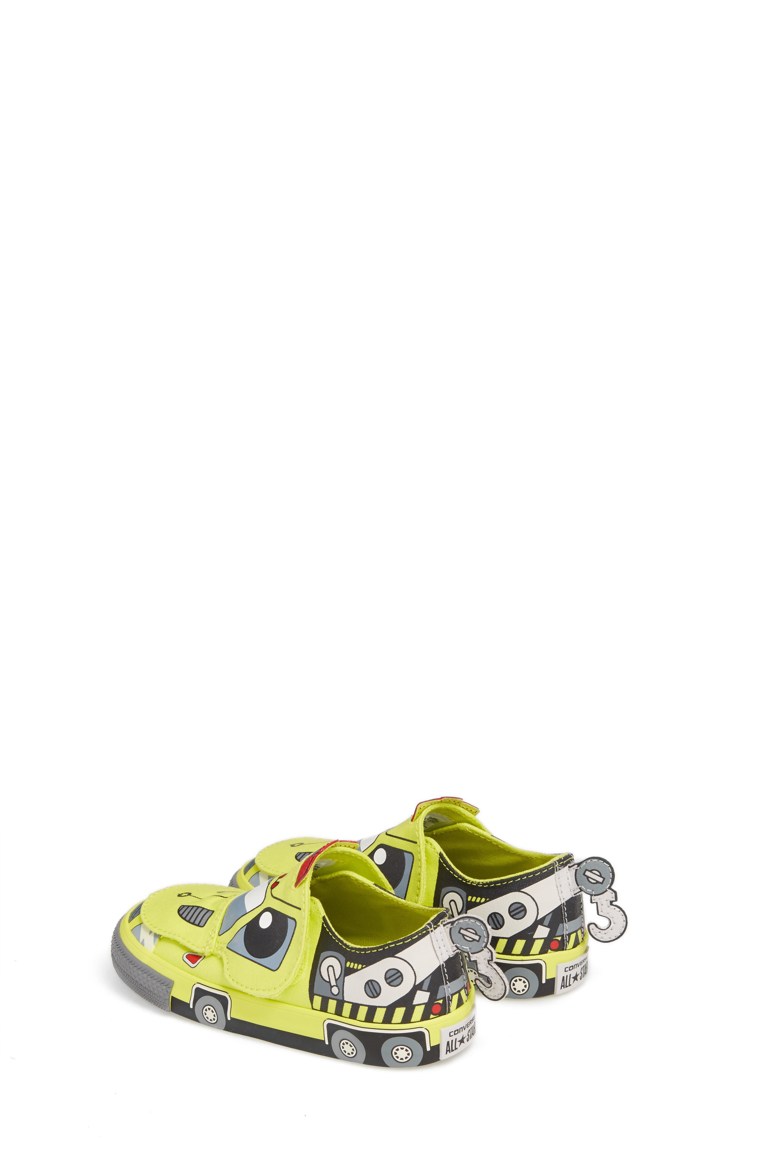 Chuck Taylor<sup>®</sup> All Star<sup>®</sup> Creatures Slip-On Sneaker,                             Alternate thumbnail 6, color,