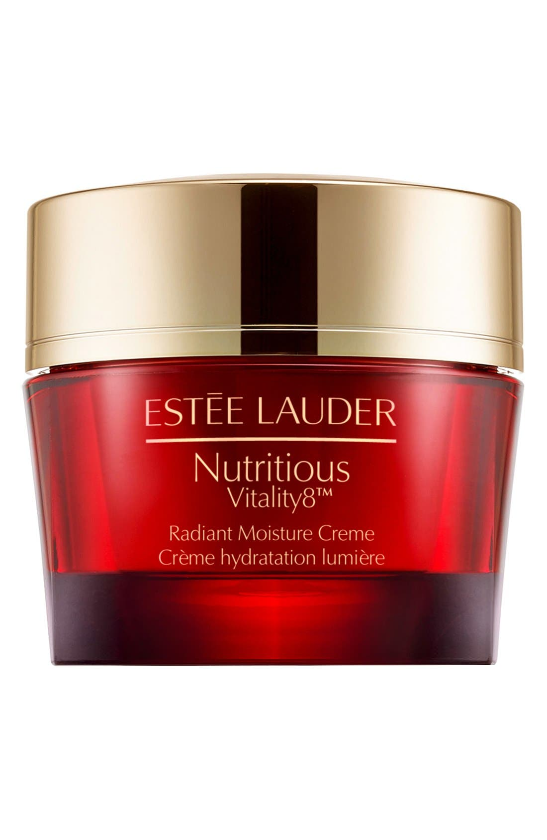 Nutritious Vitality8<sup>™</sup> Radiant Moisture Creme,                             Main thumbnail 1, color,                             000