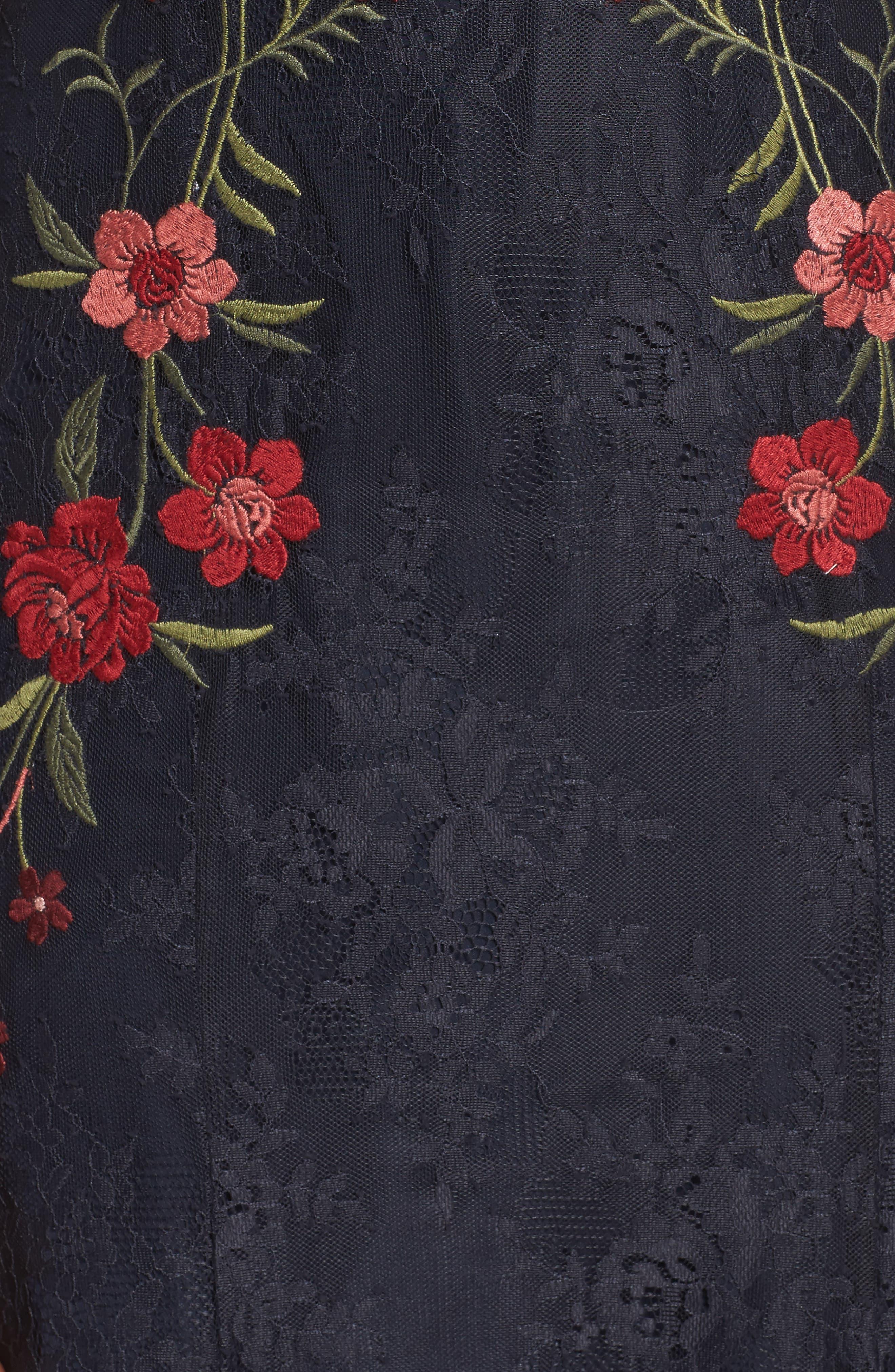 Dreamscape Gown,                             Alternate thumbnail 5, color,                             410
