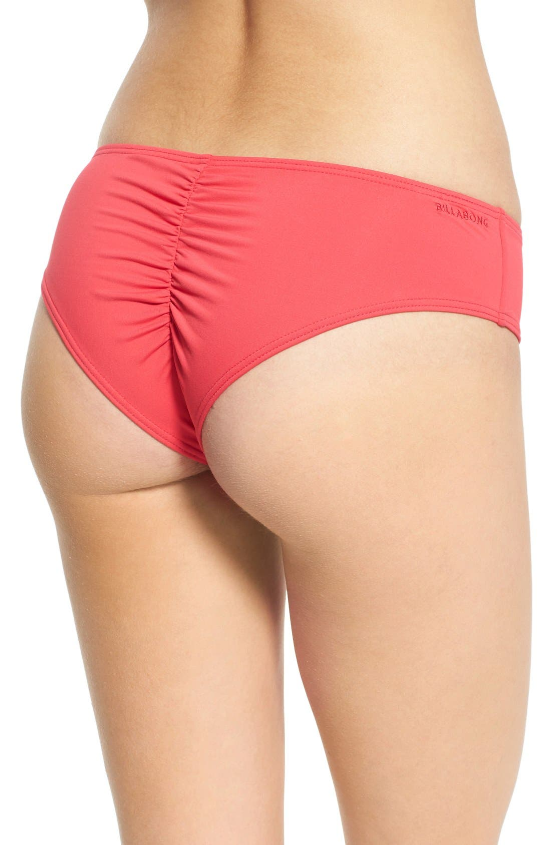 'Sol Searcher Hawaii' Cheeky Bikini Bottoms,                             Main thumbnail 9, color,