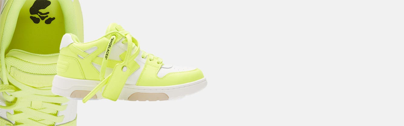 Nordstrom women's designer shoes featuring Off-White.