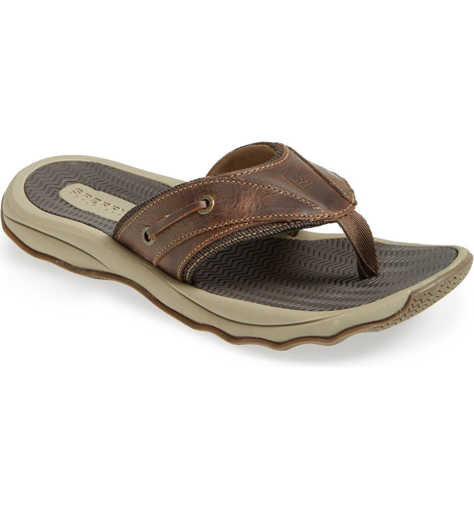 9fb82a75196 Sperry Top-Sider®  Outer Banks  Flip Flop (Men)