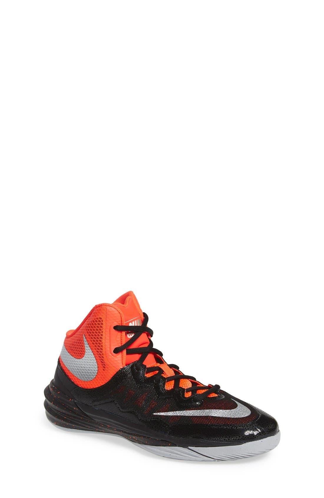 'Prime Hype DF II' Basketball Shoe,                             Main thumbnail 1, color,                             006