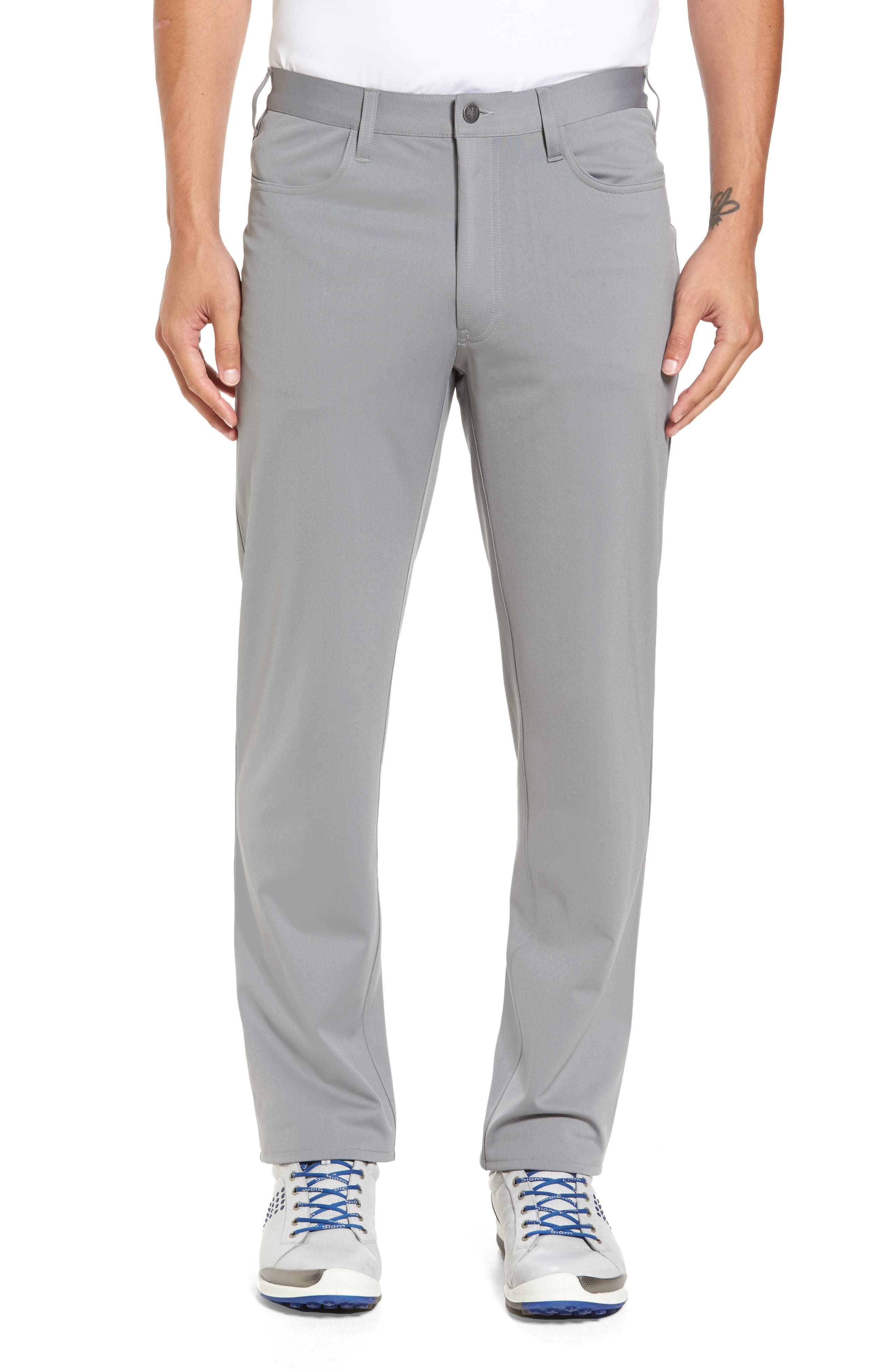 R18 Tech Pants, Main, color, GRAPHITE