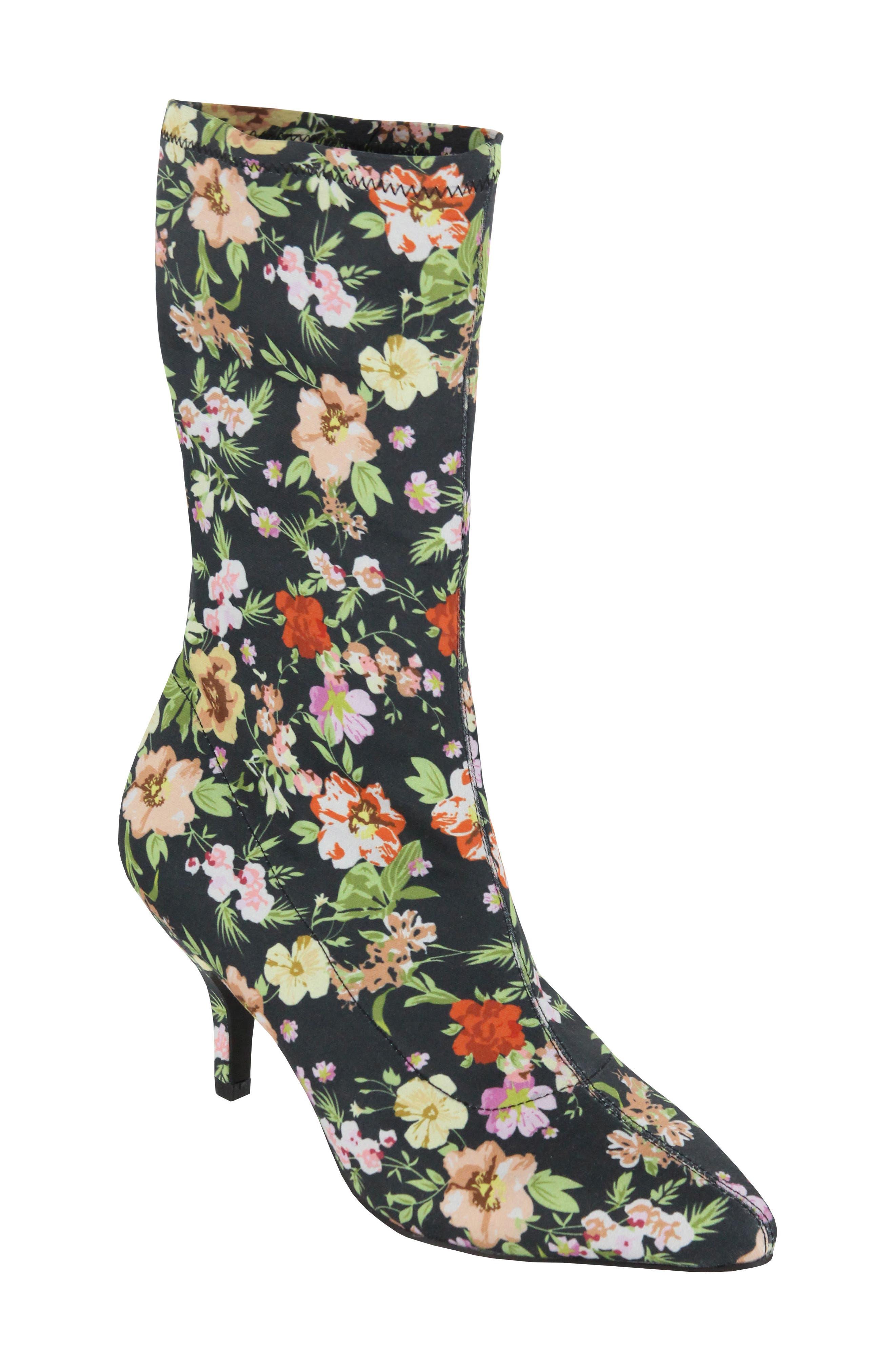 Camilla Sock Boot,                             Main thumbnail 2, color,