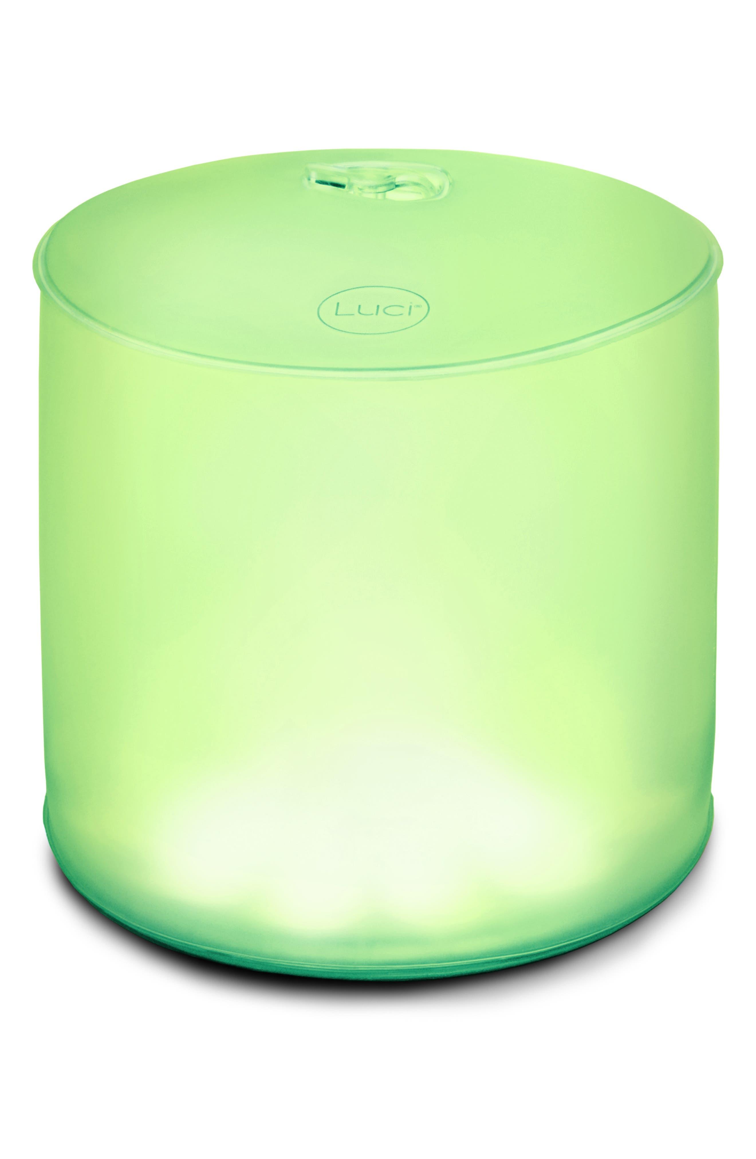x Soda Luci Color Essence Inflatable Solar Lantern,                             Main thumbnail 1, color,                             NONE