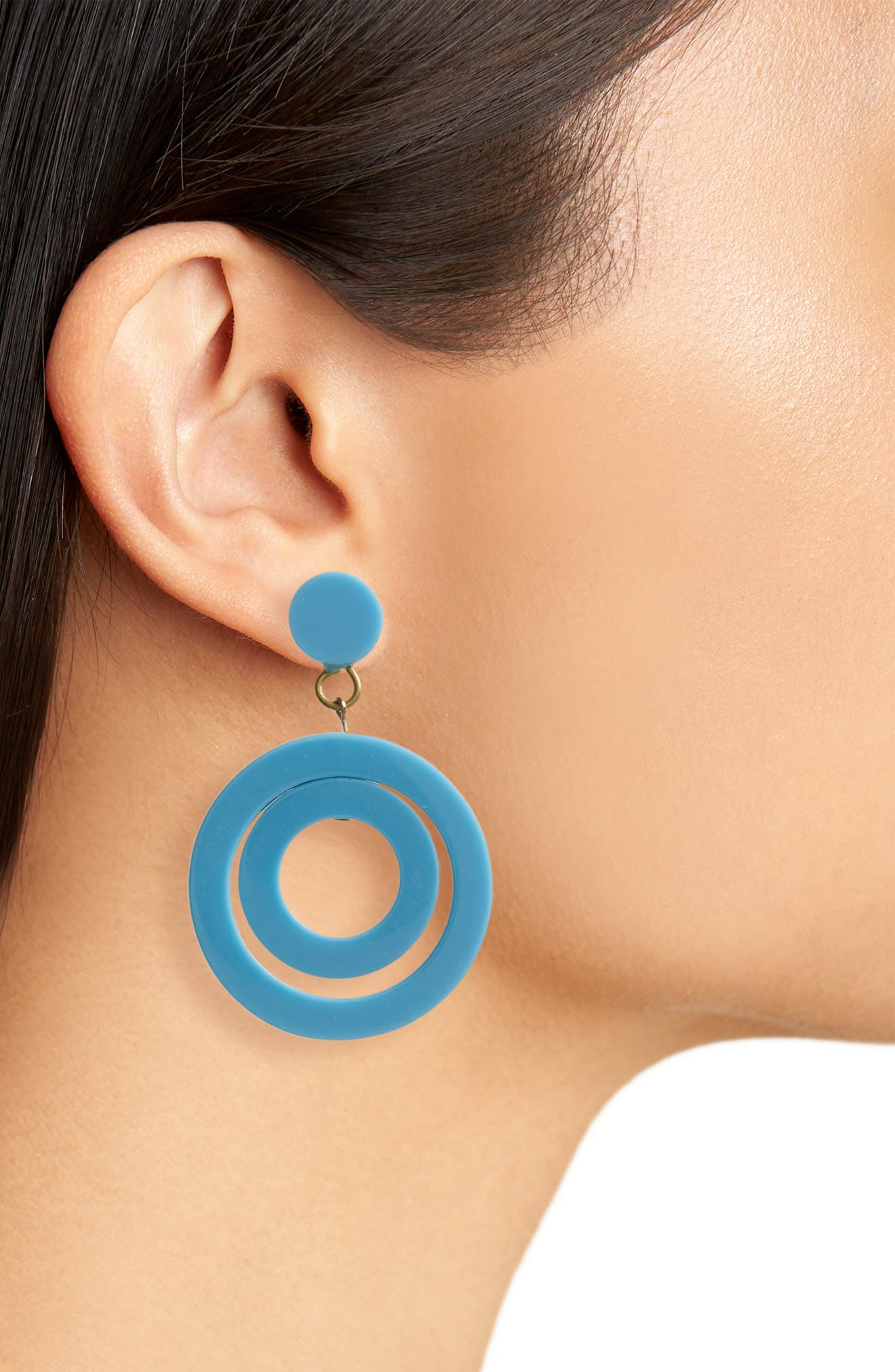 Huntington Earrings,                             Alternate thumbnail 2, color,                             400