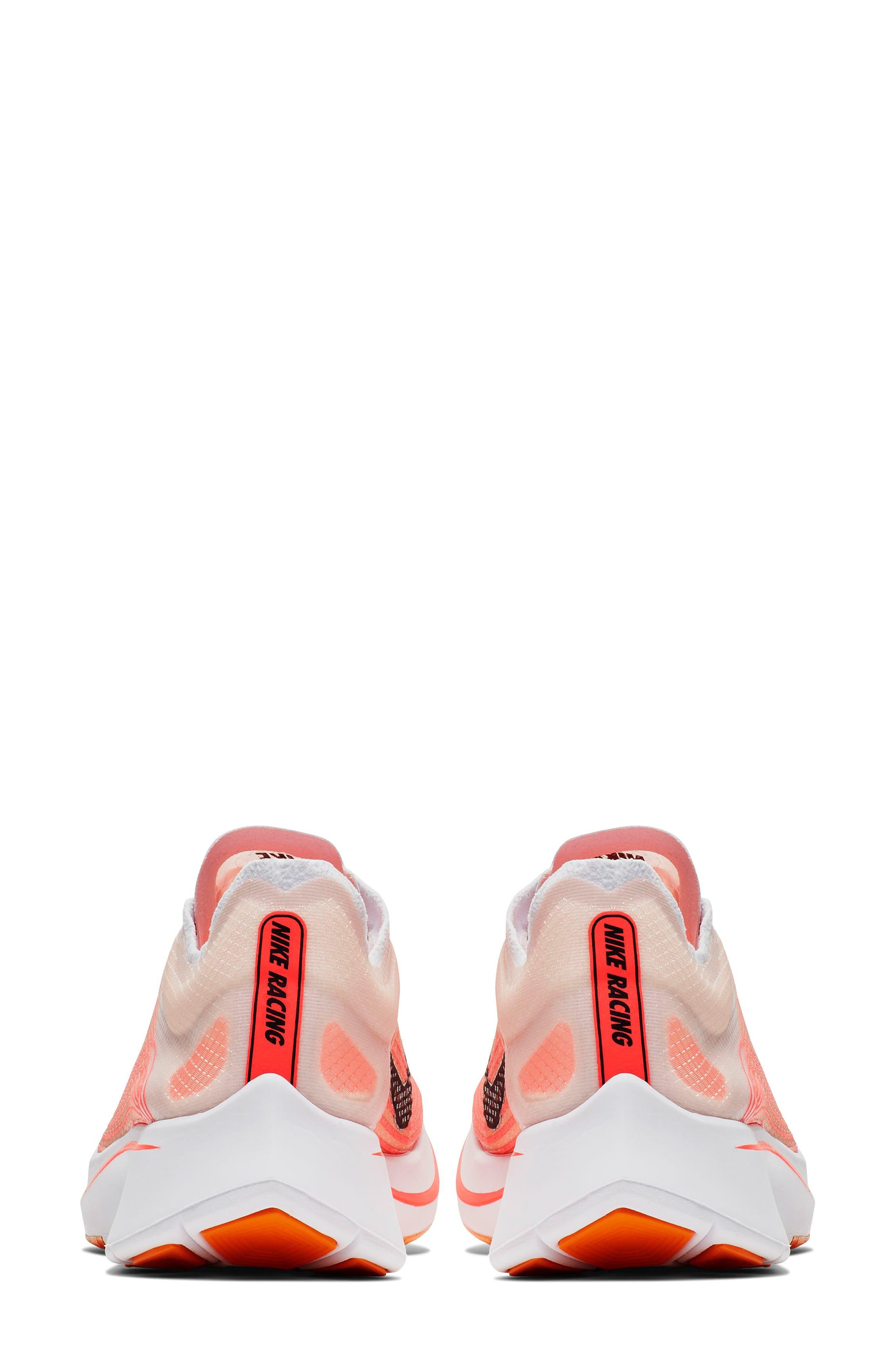 Zoom Fly SP Running Shoe,                             Alternate thumbnail 2, color,                             VARSITY RED/ BLACK/ WHITE