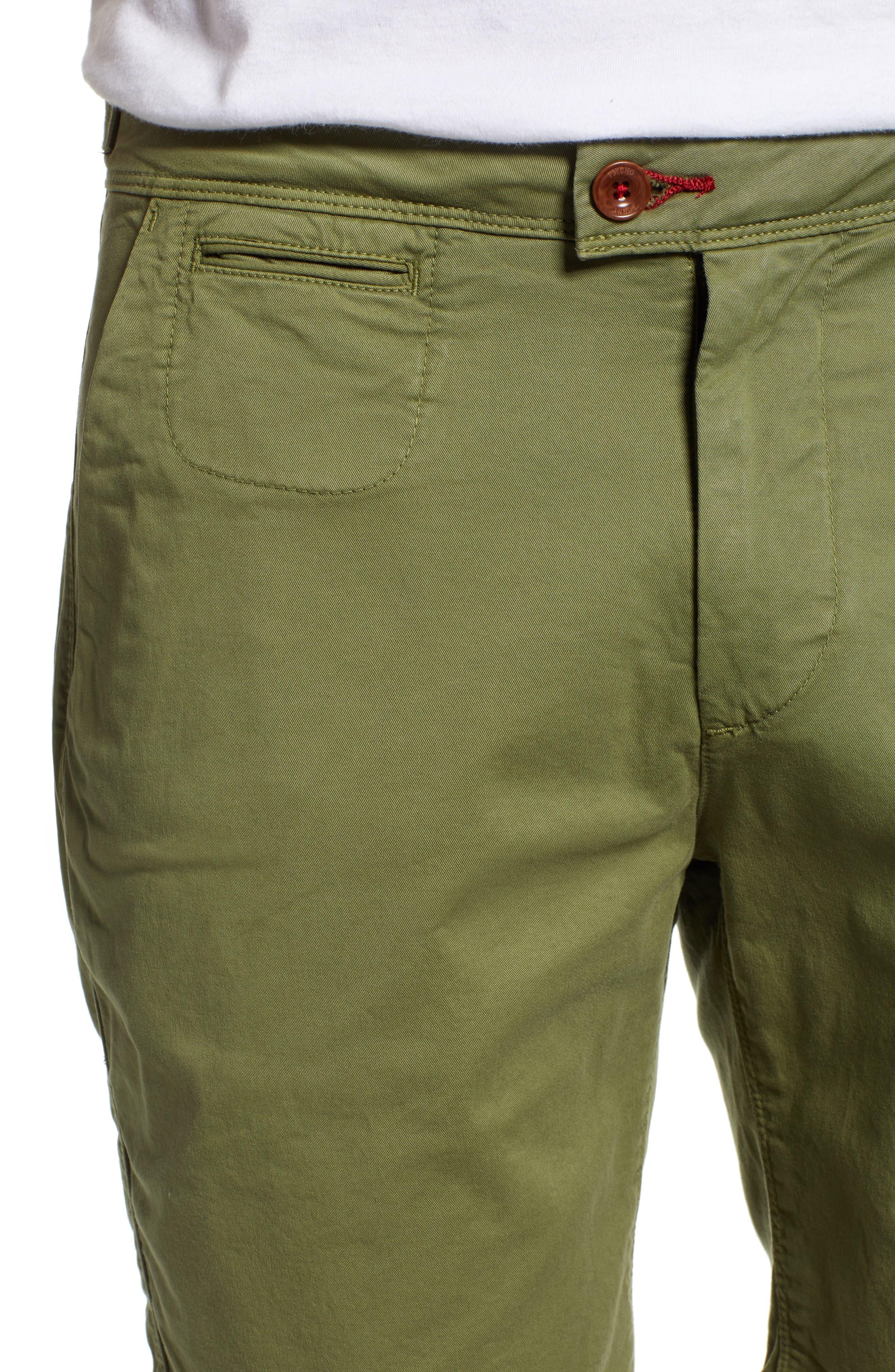 Triumph Shorts,                             Alternate thumbnail 4, color,                             OLIVINE