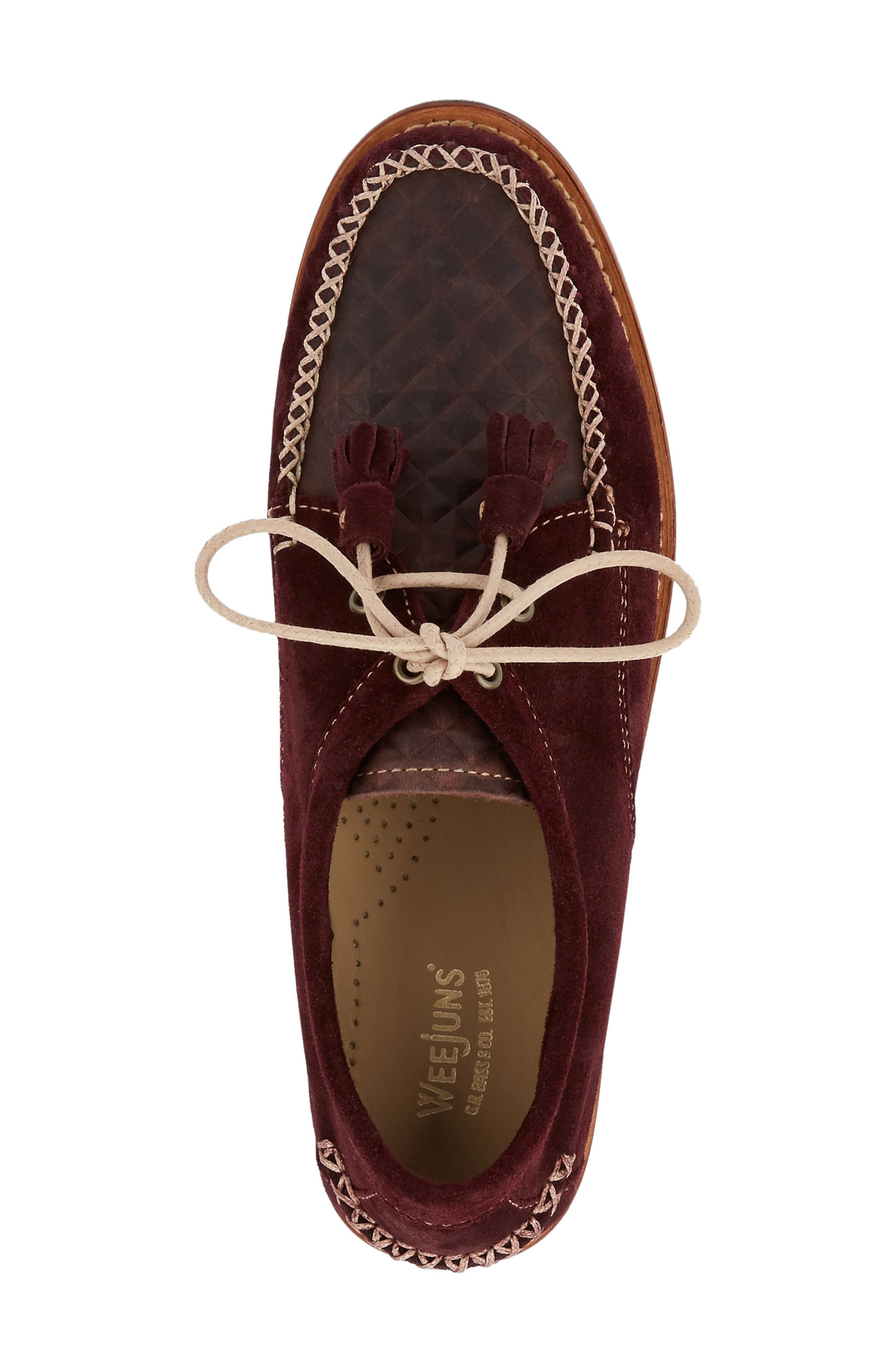 'Winnie' Leather Oxford,                             Alternate thumbnail 35, color,