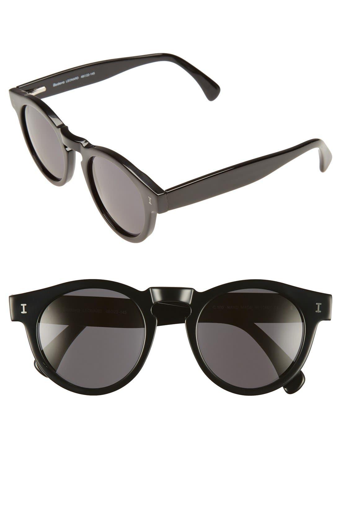 'Leonard' 47mm Sunglasses,                             Main thumbnail 19, color,