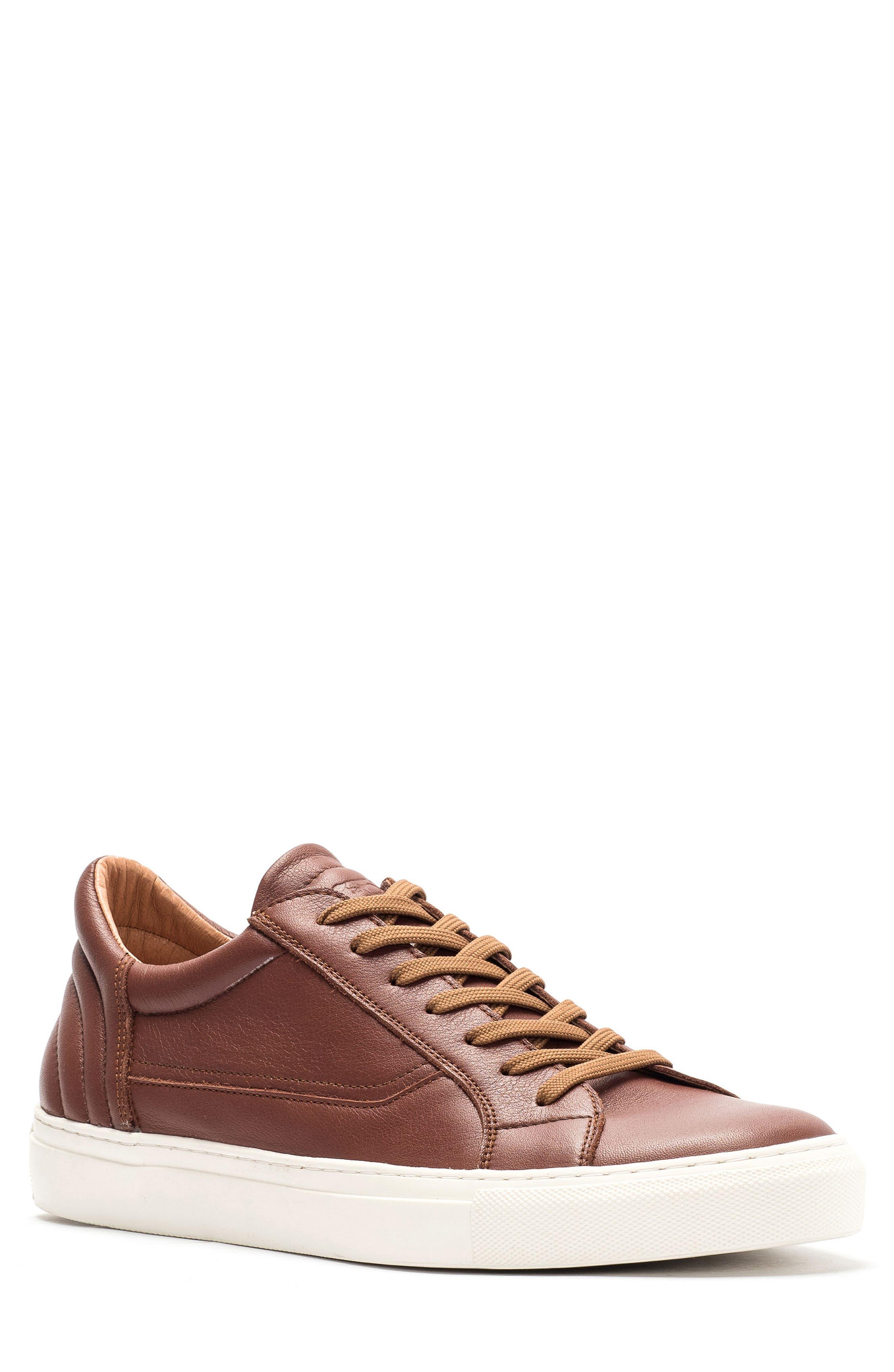 Shelton Road Sneaker,                             Main thumbnail 1, color,                             COFFEE