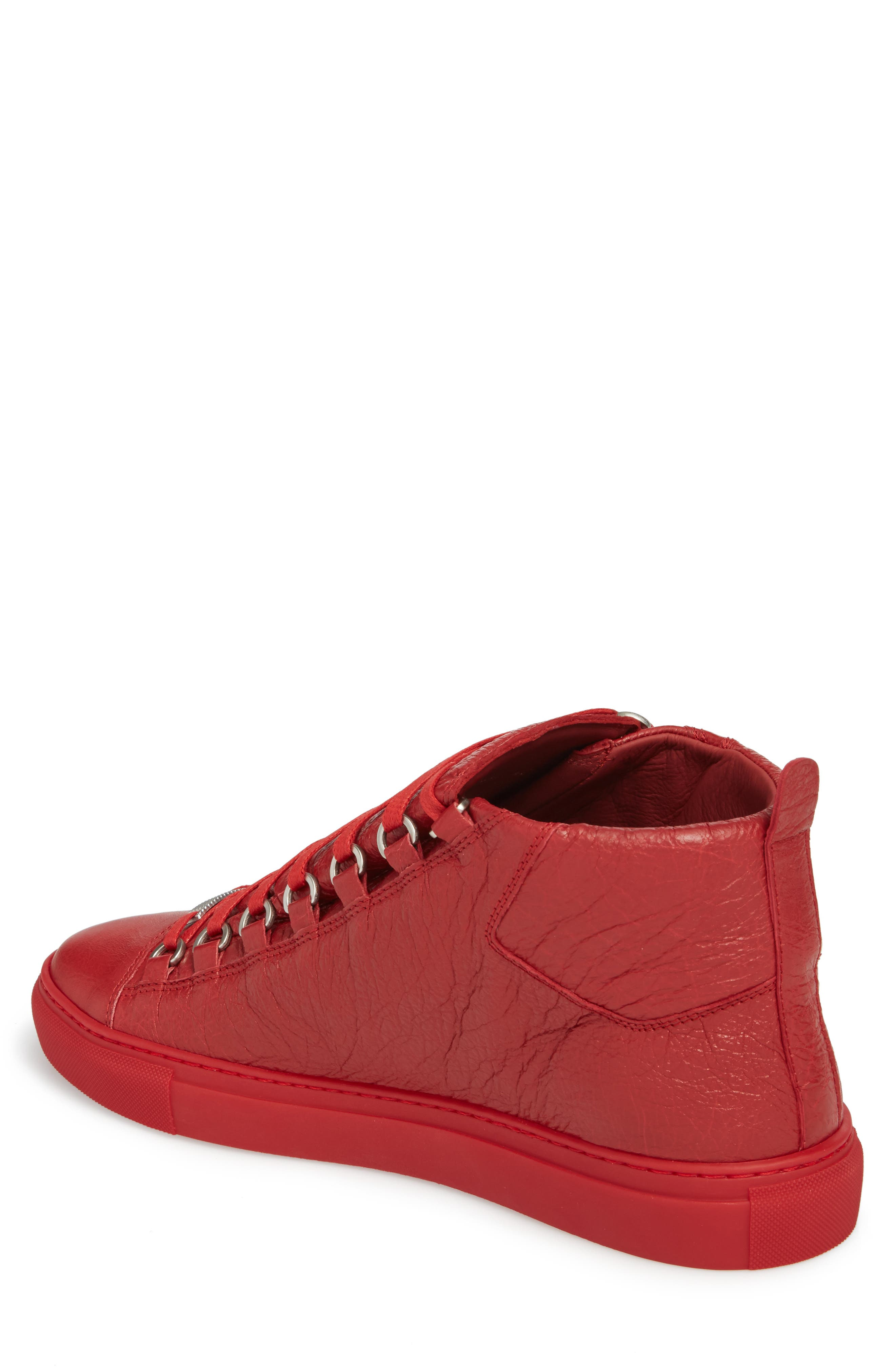 Arena High Sneaker,                             Alternate thumbnail 10, color,